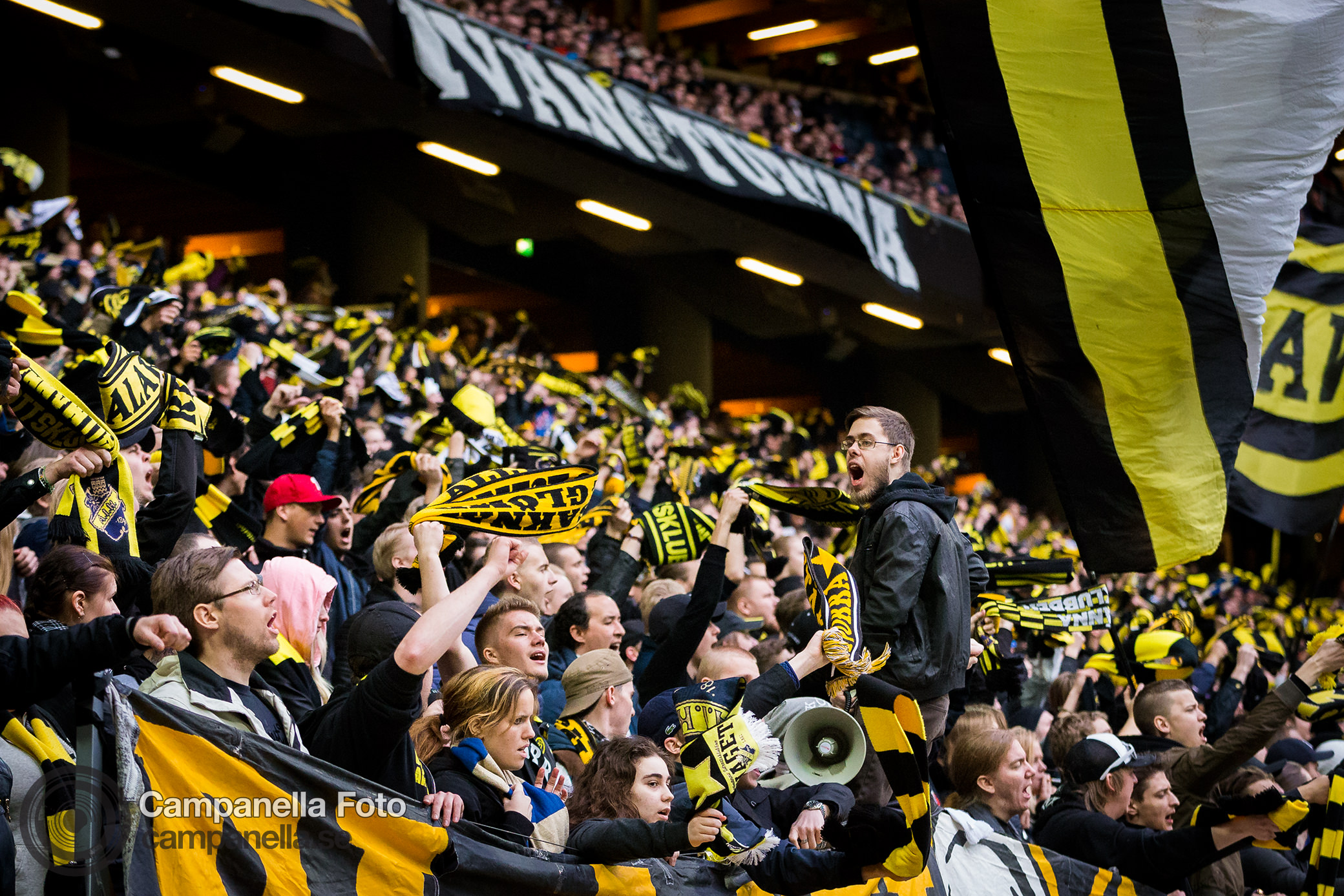 AIK draws home premiere - Michael Campanella Photography