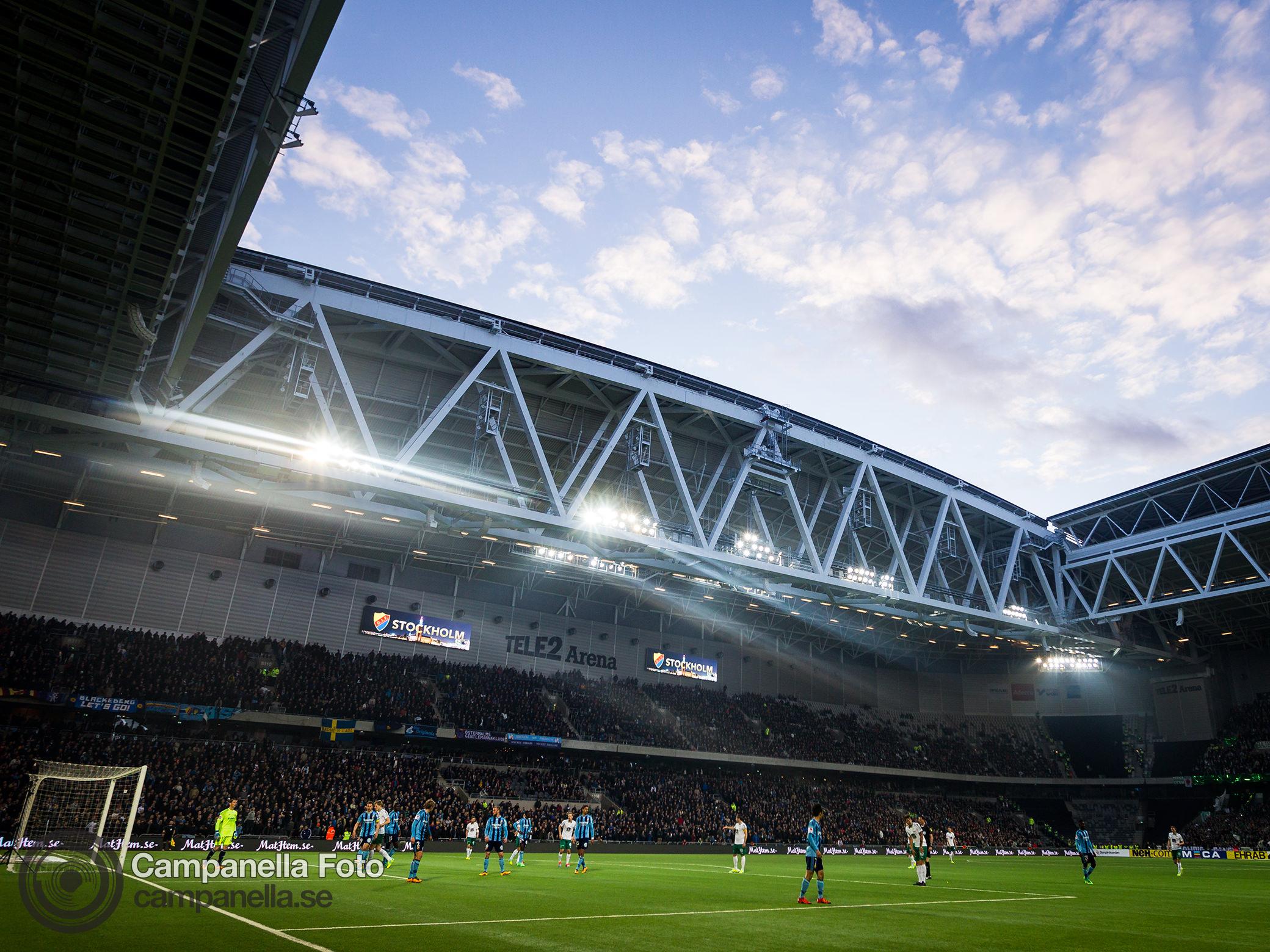Hammarby take Djurgården in Stockholm derby - Michael Campanella Photography