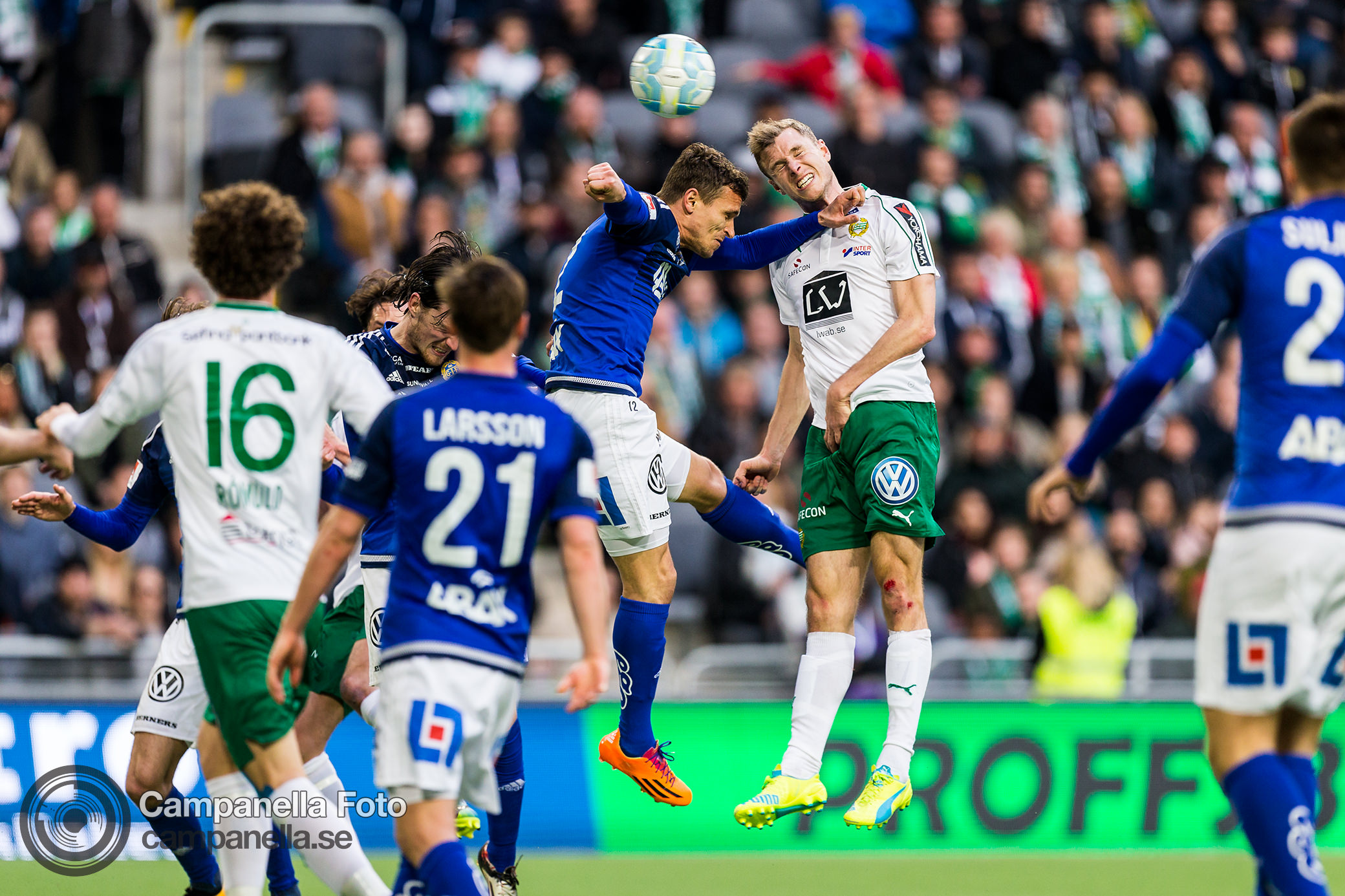 Hammarby fails to defeat Sundsvall