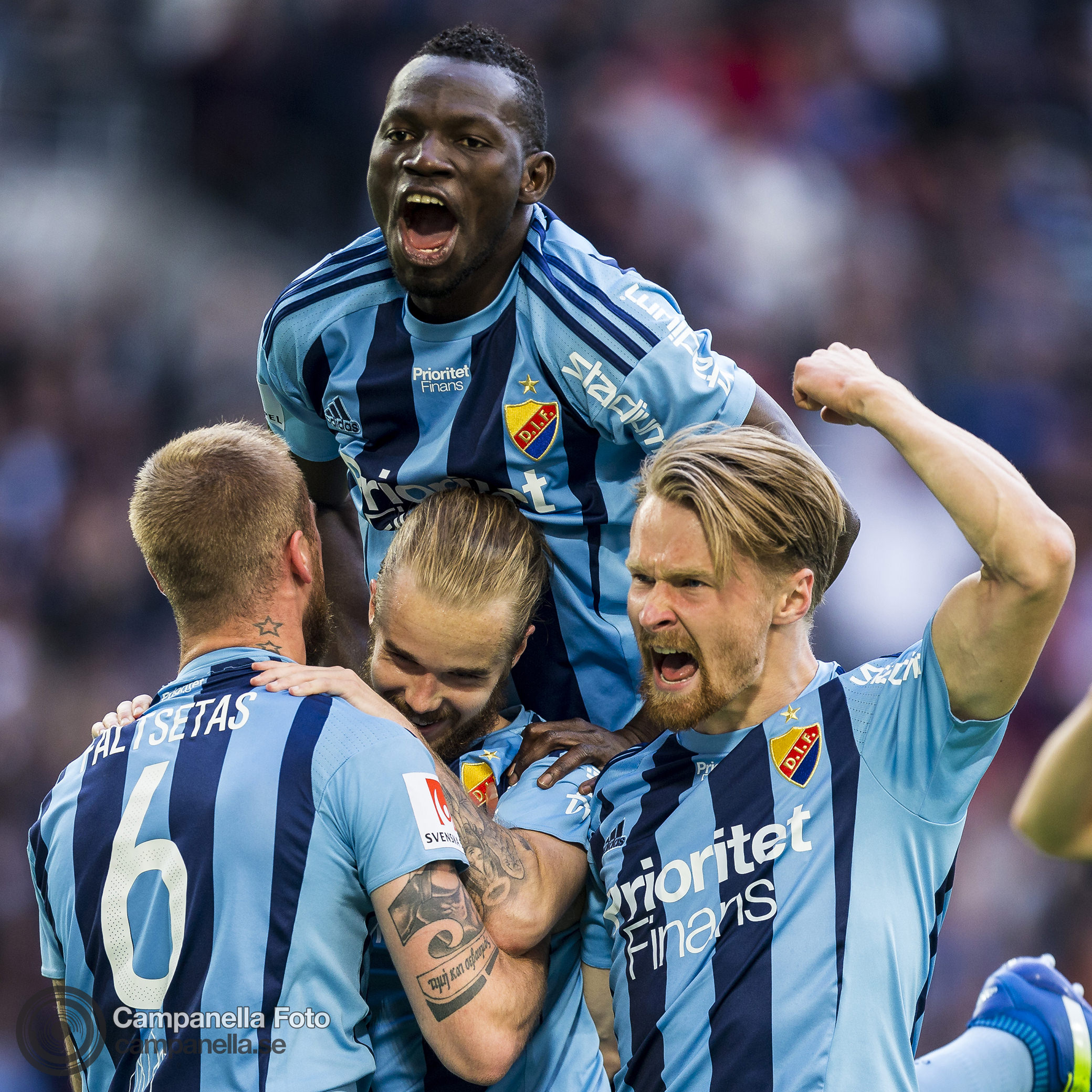Djurgården gets back to winning - Michael Campanella Photography