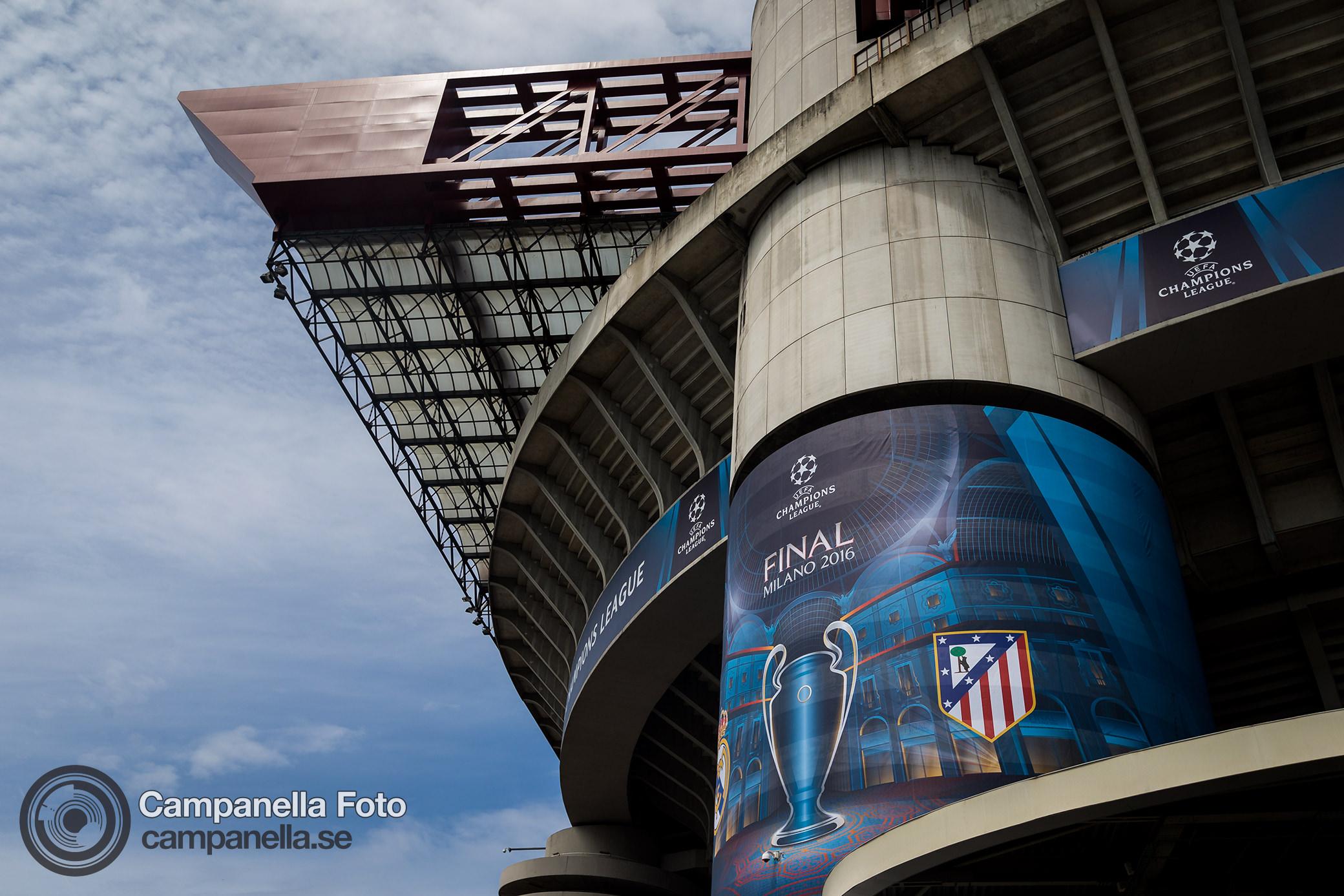 Stadio Giuseppe Meazza - Michael Campanella Photography