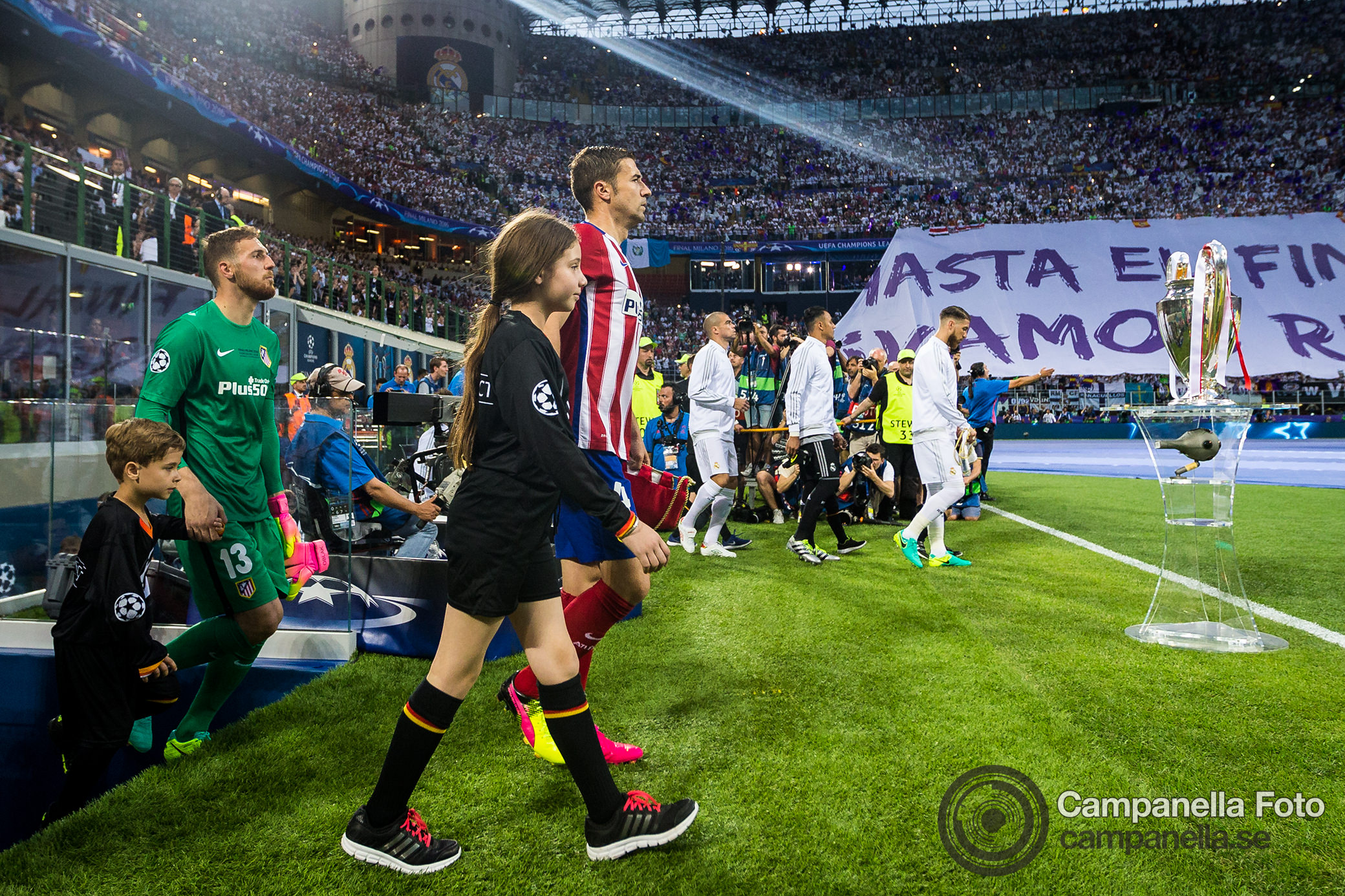 2016 Champions League Final - Michael Campanella Photography