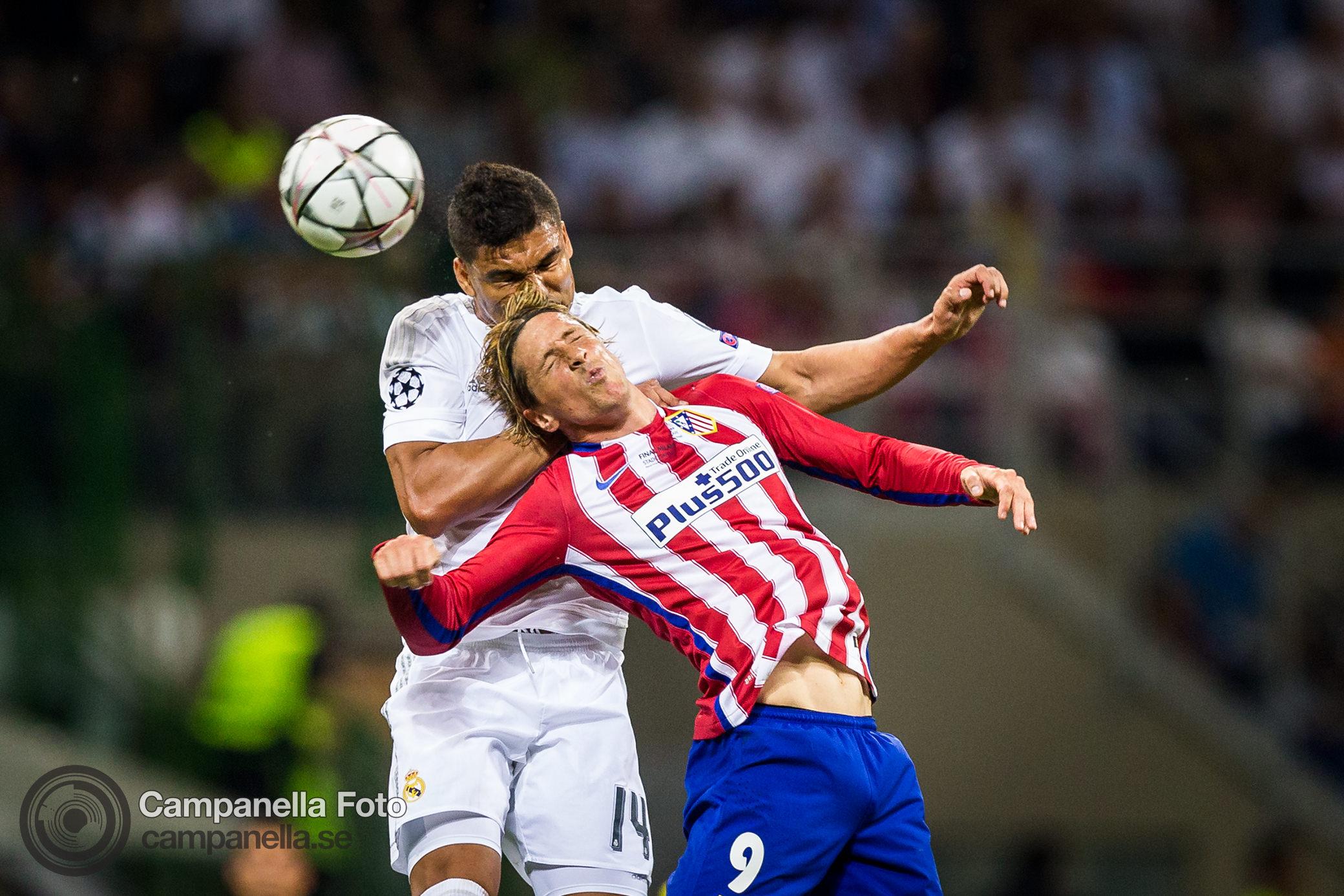 2016 Champions League Final - Michael Campanella Photography
