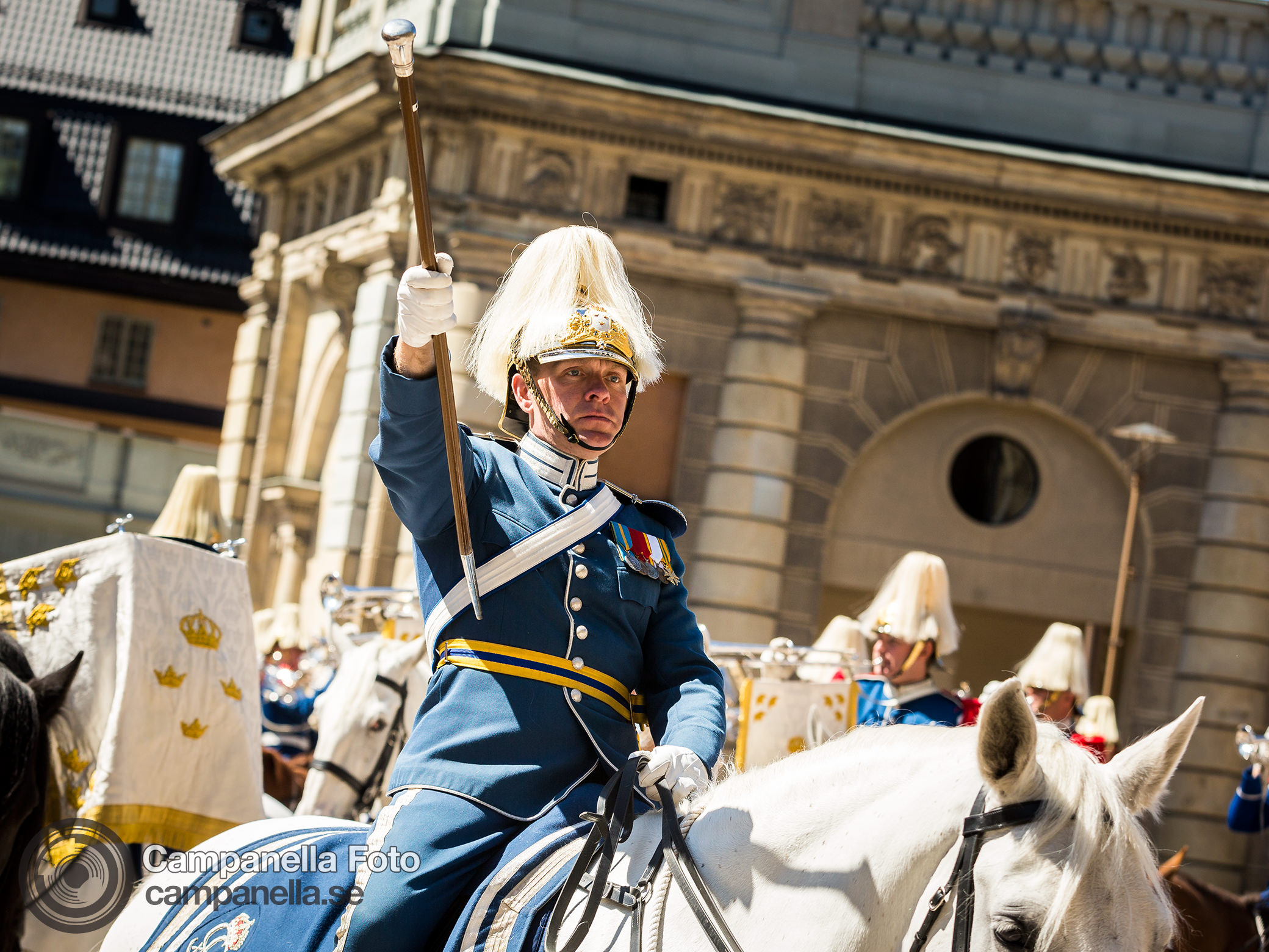 Sweden's National Day - Michael Campanella Photography