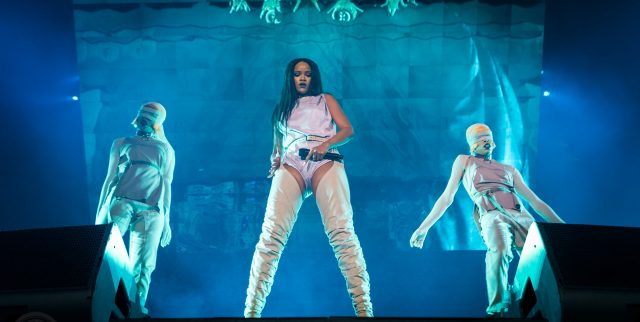 Rihanna performs in Stockholm - Michael Campanella Photography