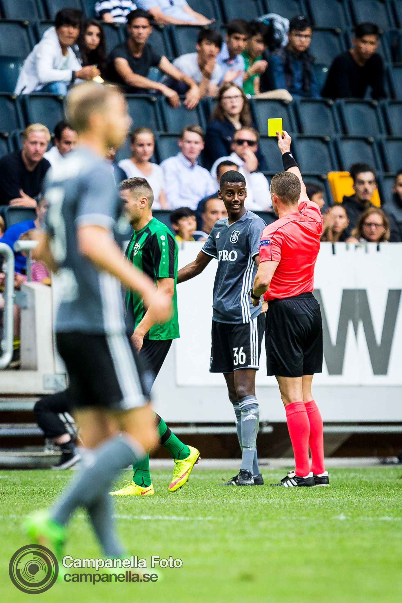 AIK scrapes past Europa FC - Michael Campanella Photography