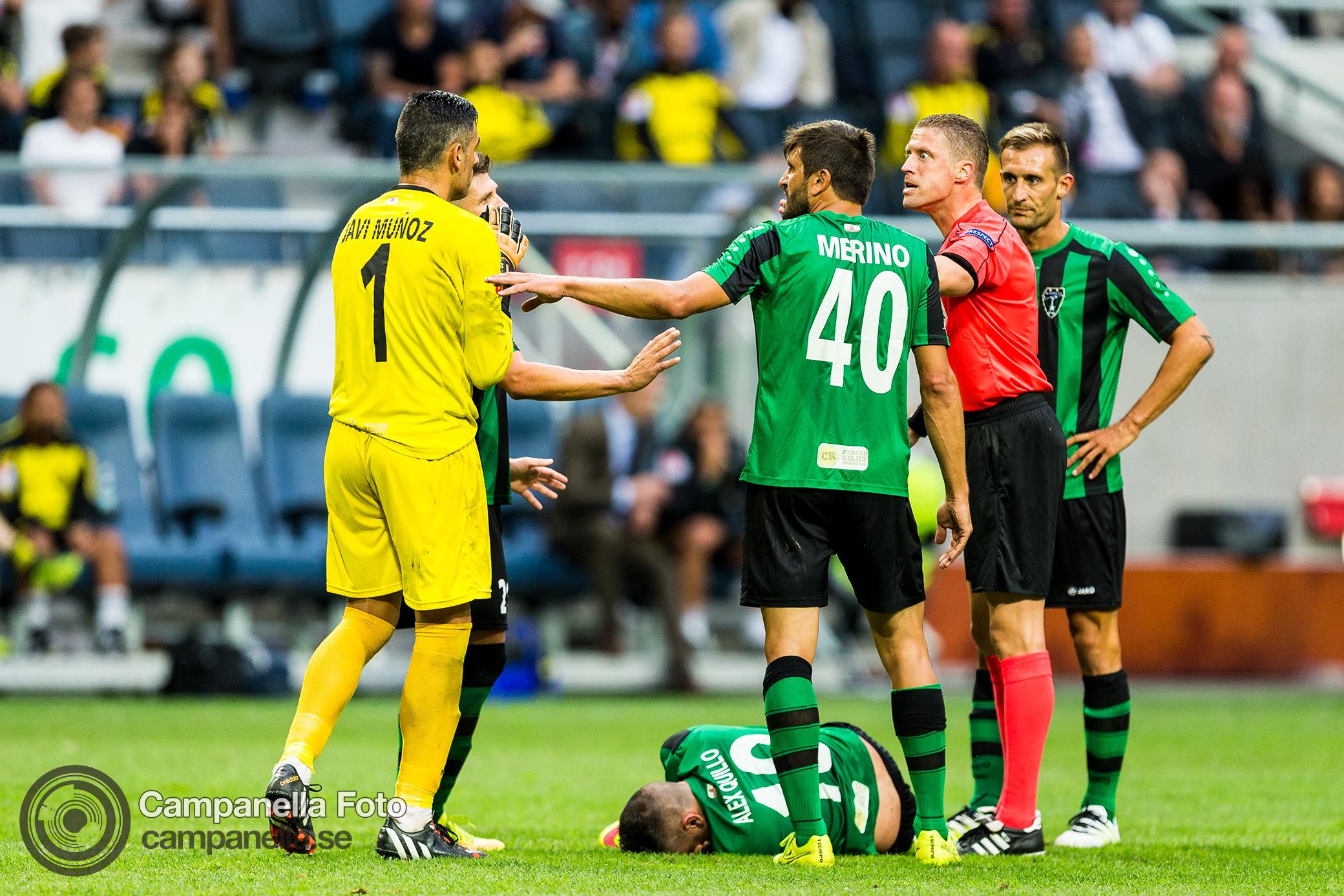 AIK scrapes past Europa FC - Michael Campanella Photography