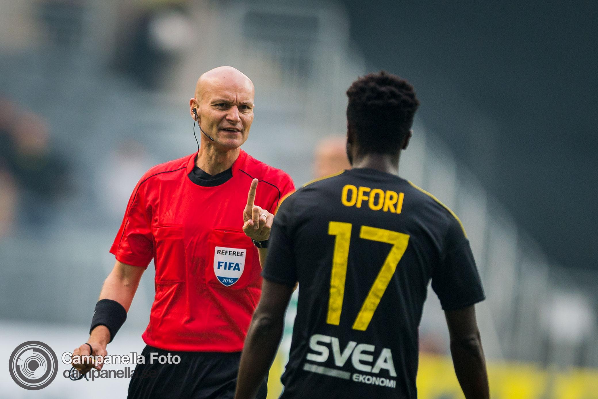Panathinaikos end AIK's European dreams - Michael Campanella Photography