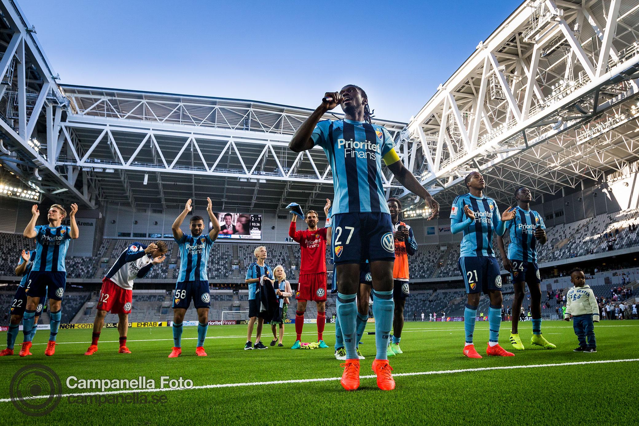 Djurgården back on track - Michael Campanella Photography