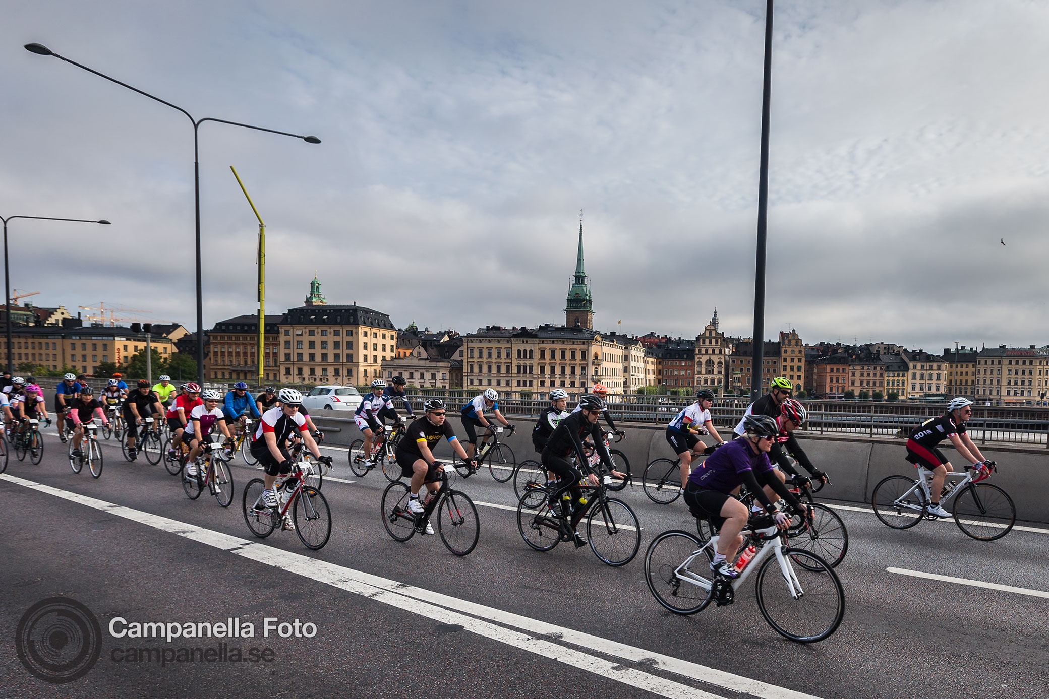 Velothon Stockholm - Michael Campanella Photography