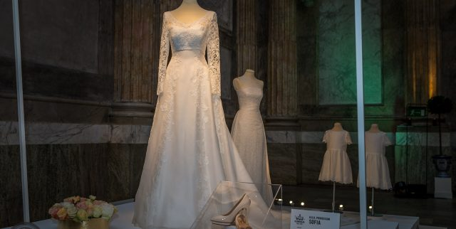 Royal dress exhibition - Michael Campanella Photography