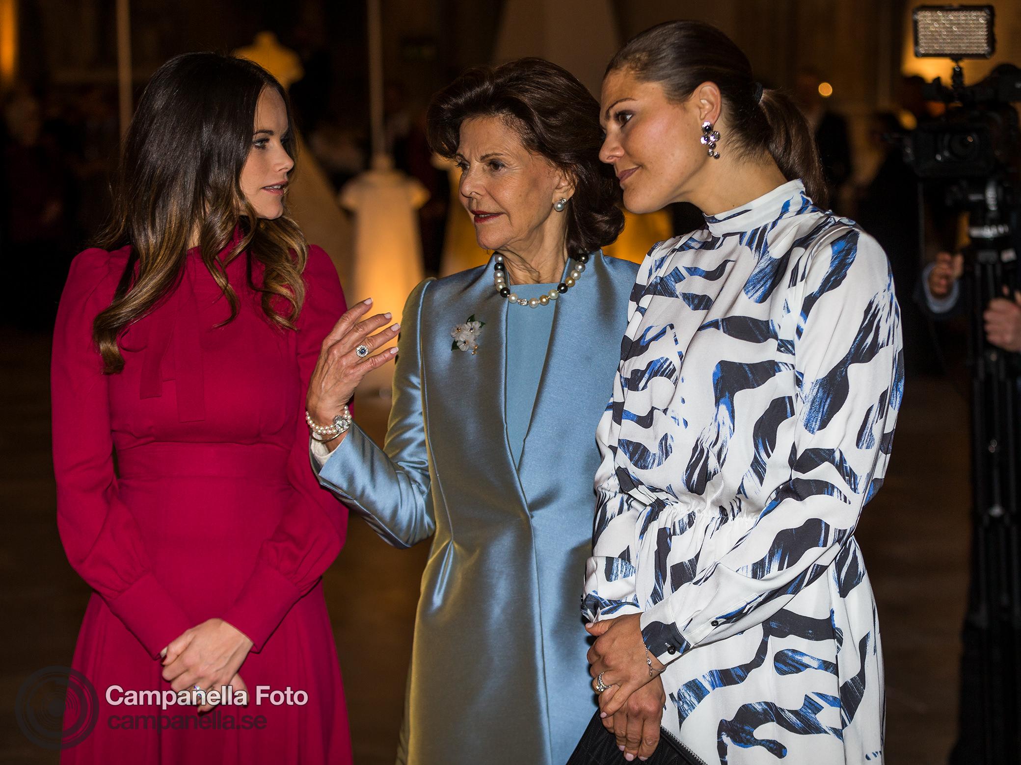 Royal wedding dresses exhibition - Michael Campanella Photography
