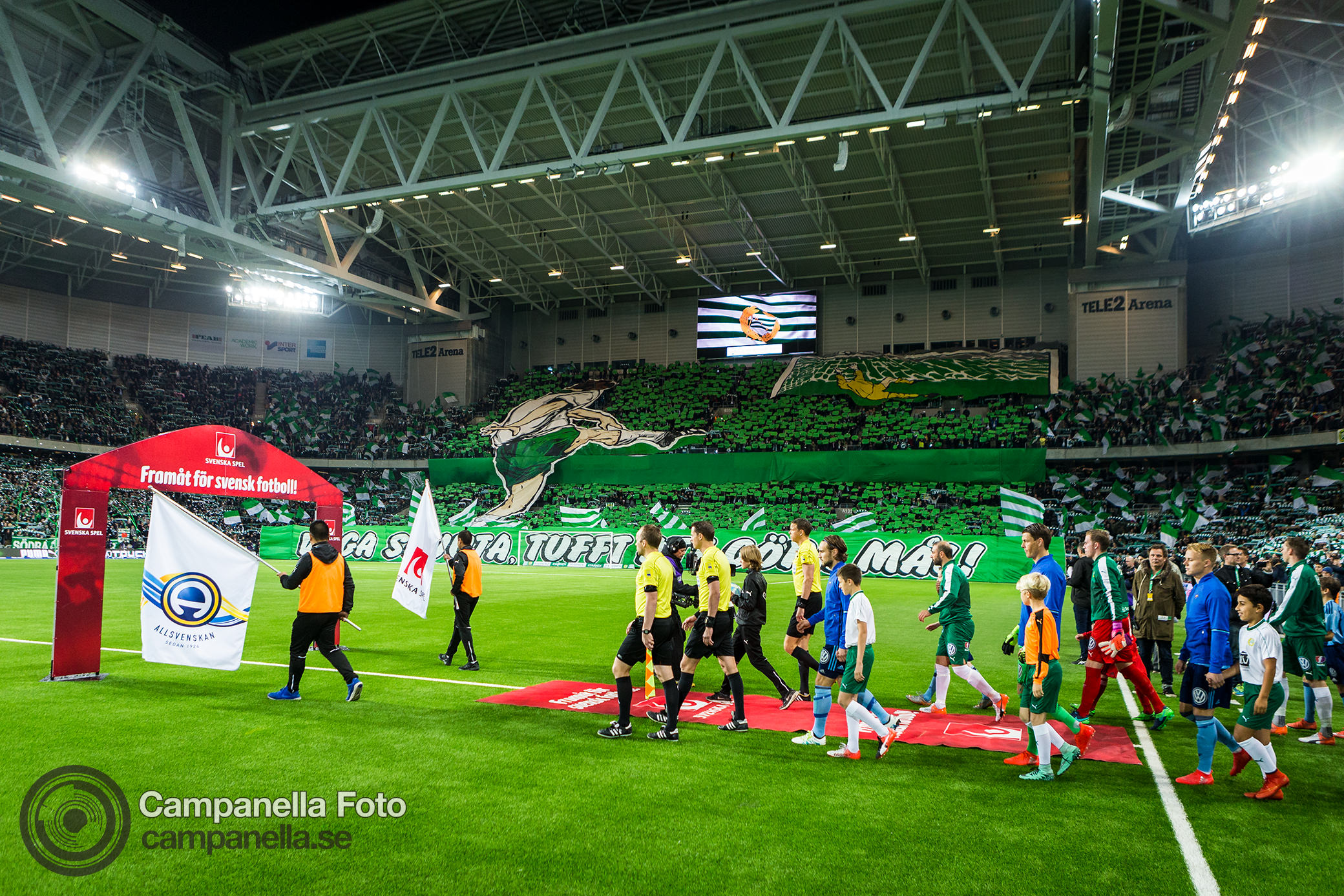Hammarby stage unbelievable derby comeback - Michael Campanella Photography