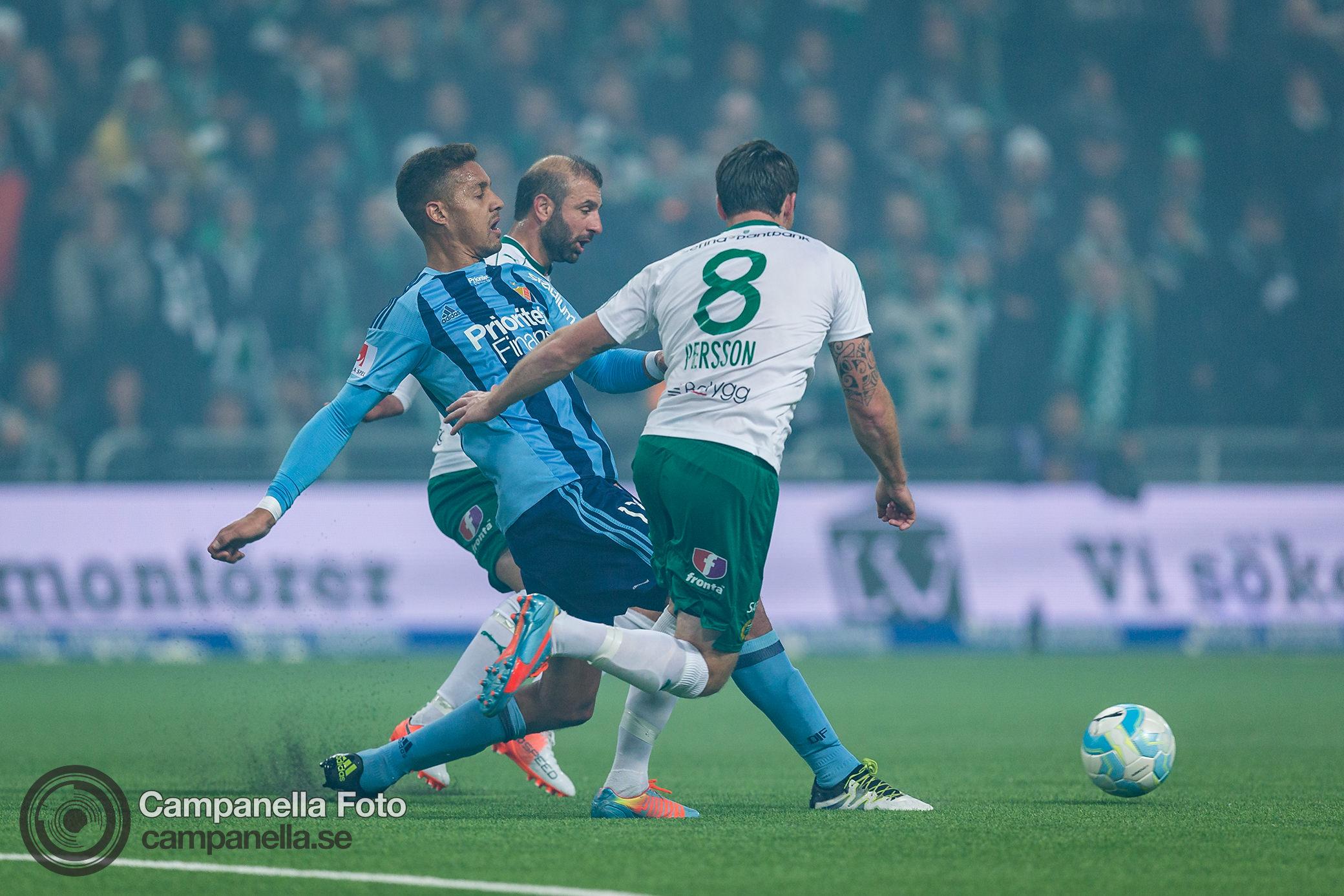 Hammarby stage unbelievable derby comeback - Michael Campanella Photography