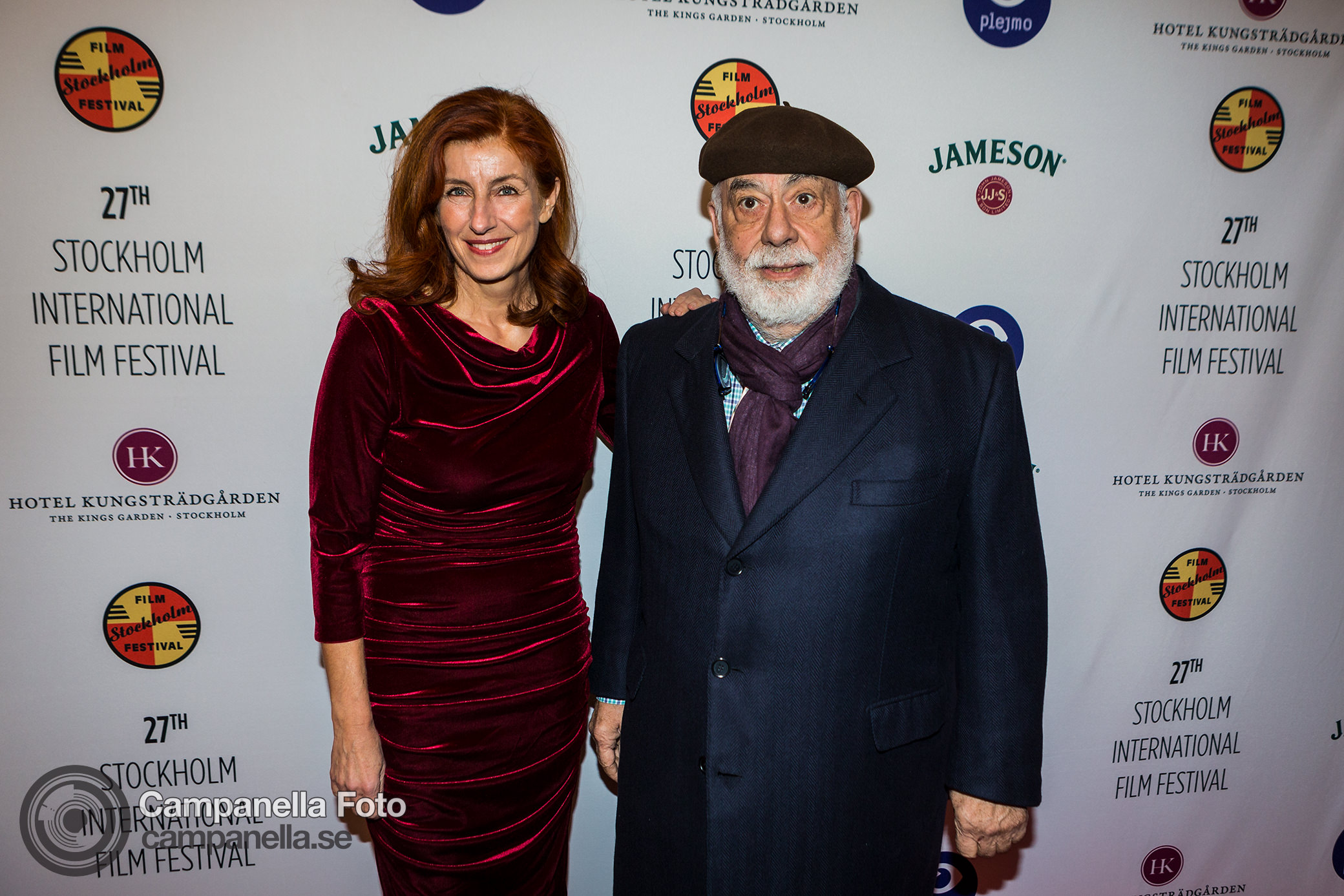 Francis Ford Coppola visits Stockholm - Michael Campanella Photography