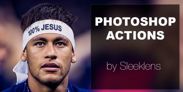 Photoshop Actions by Sleeklens