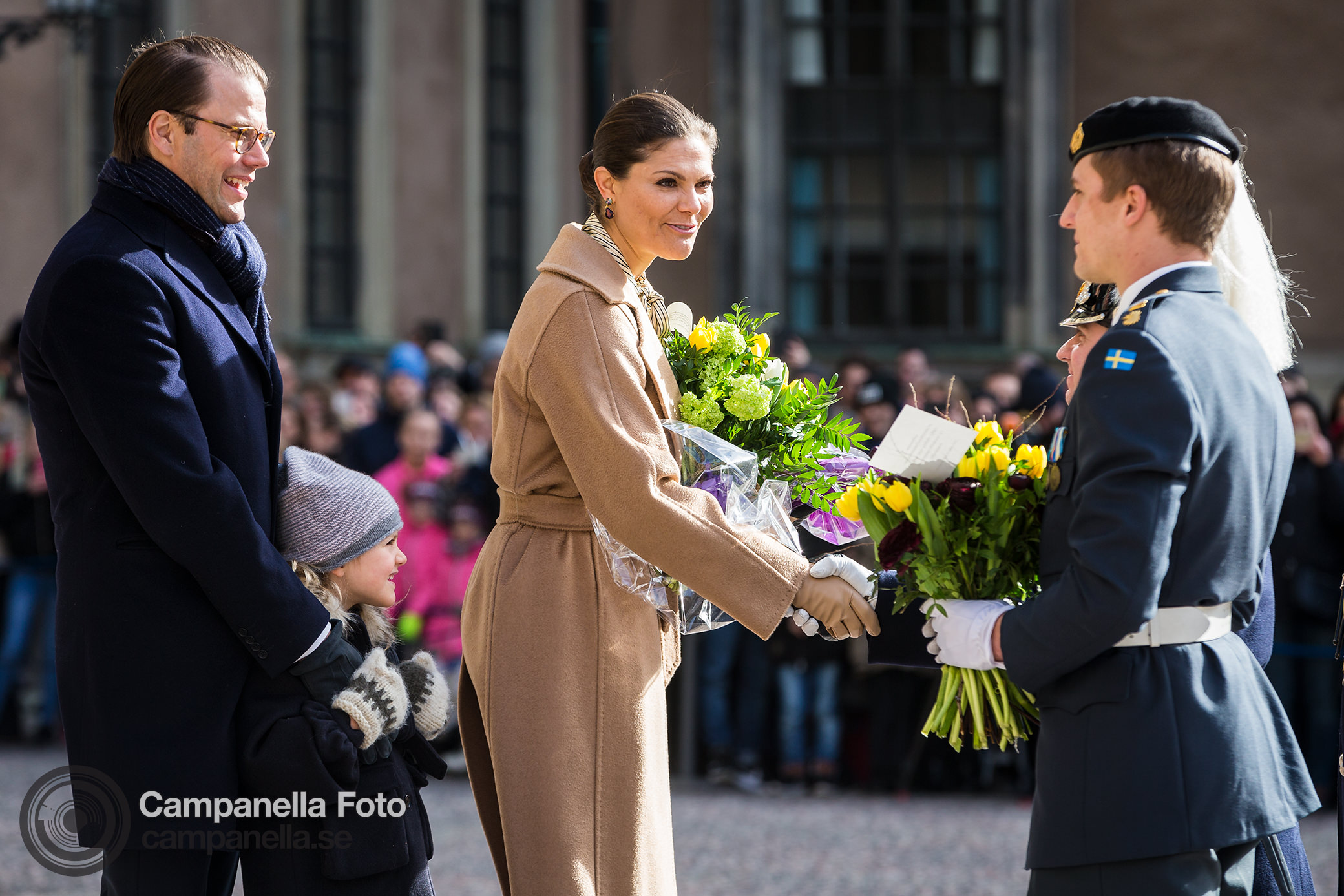Name day celebration for Princess Victoria - Michael Campanella Photography
