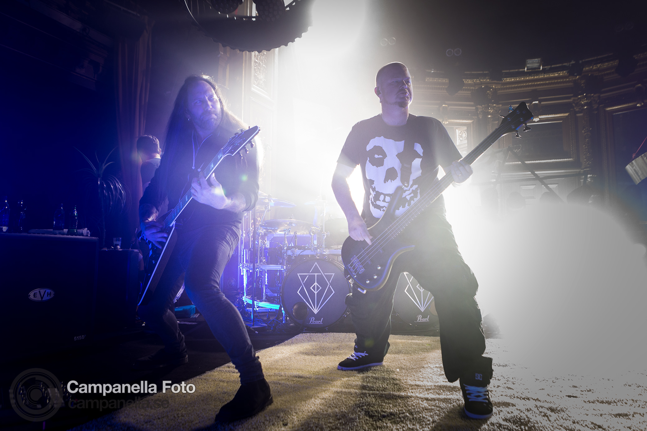 In Flames performs in Stockholm - Michael Campanella Photography