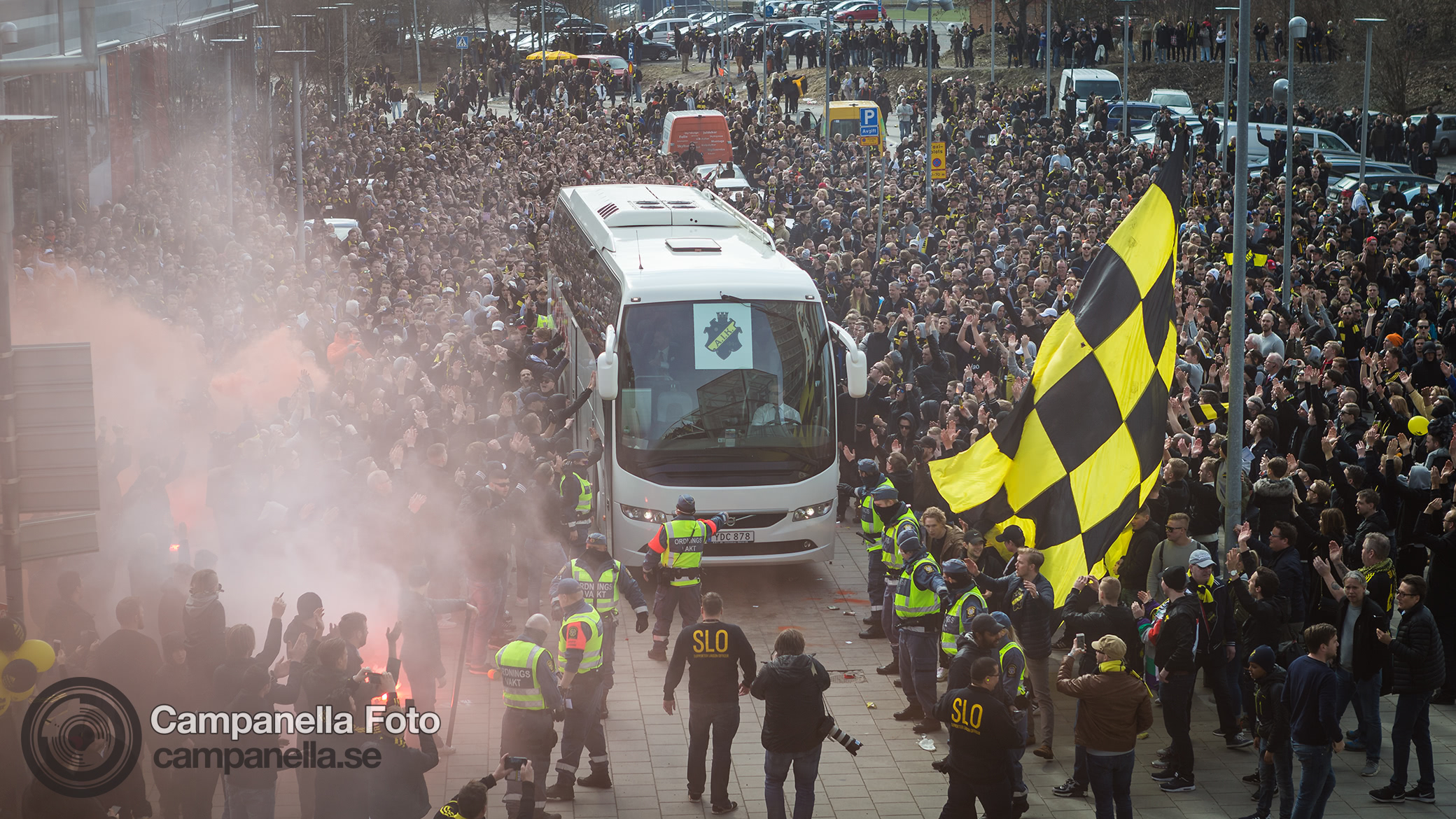 Opening weekend of the 2017 Allsvenskan season - Michael Campanella Photography