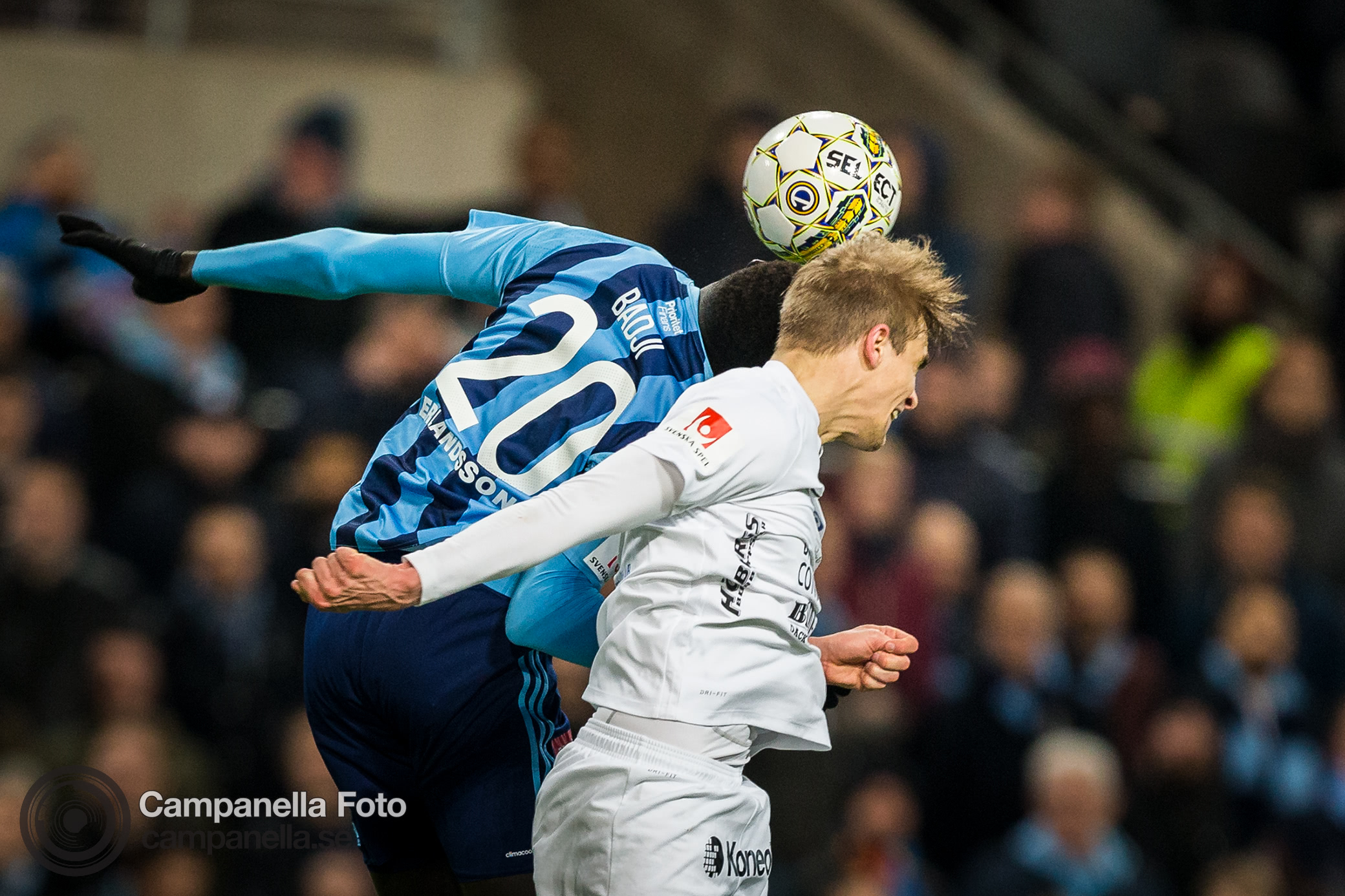 Opening weekend of the 2017 Allsvenskan season - Michael Campanella Photography