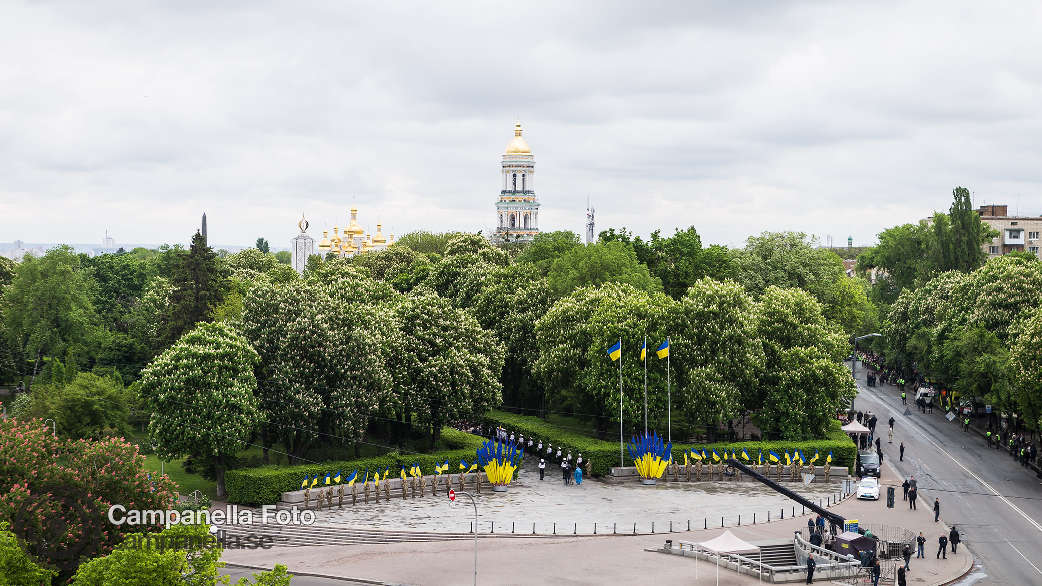 This Morning in Kiev - Michael Campanella Photography
