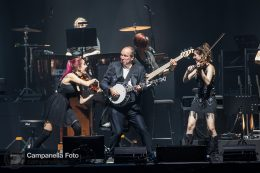 Composer Hans Zimmer performs in Stockholm - Michael Campanella Photography