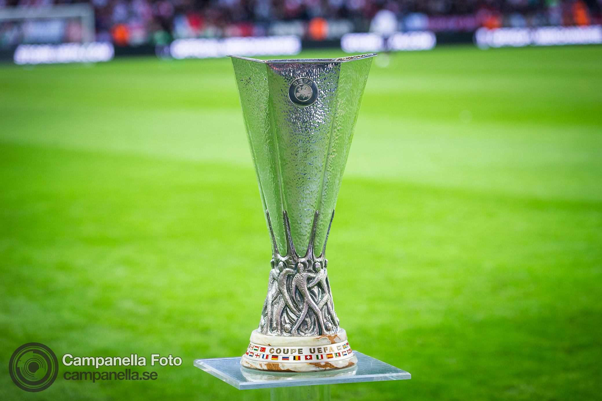 Europa League Final comes to Stockholm - Michael Campanella Photography