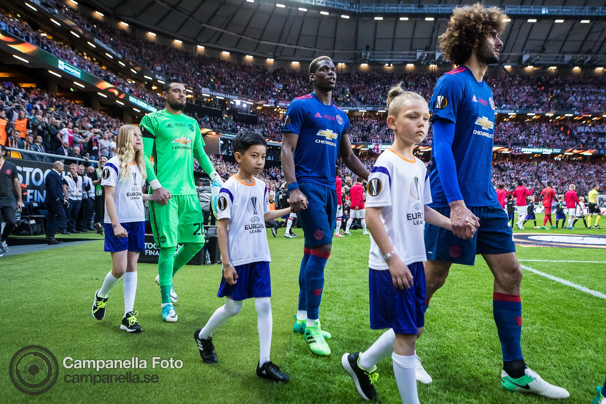 Europa League Final comes to Stockholm - Michael Campanella Photography
