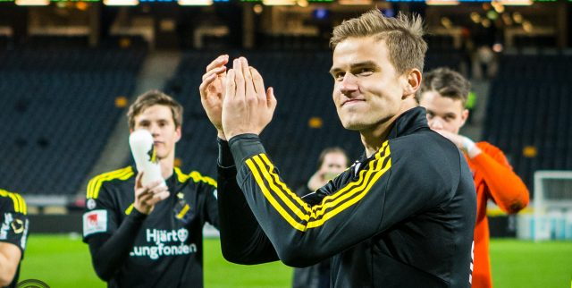 AIK picks up first home win of the season - Michael Campanella Photography