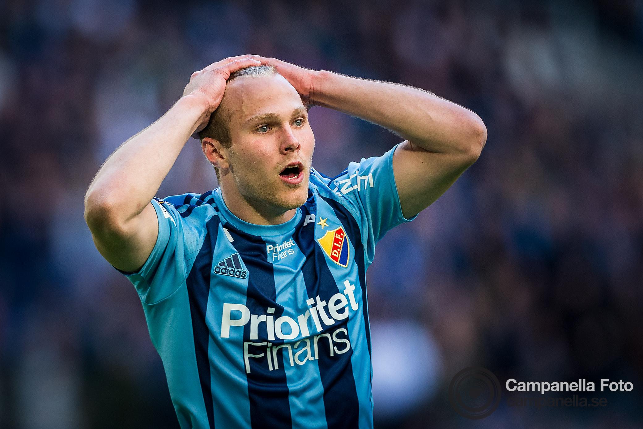 3-3 draw between Djurgården & Norrköping - Michael Campanella Photography