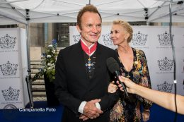 Sting receives Polar Music prize in Stockholm - Michael Campanella Photography