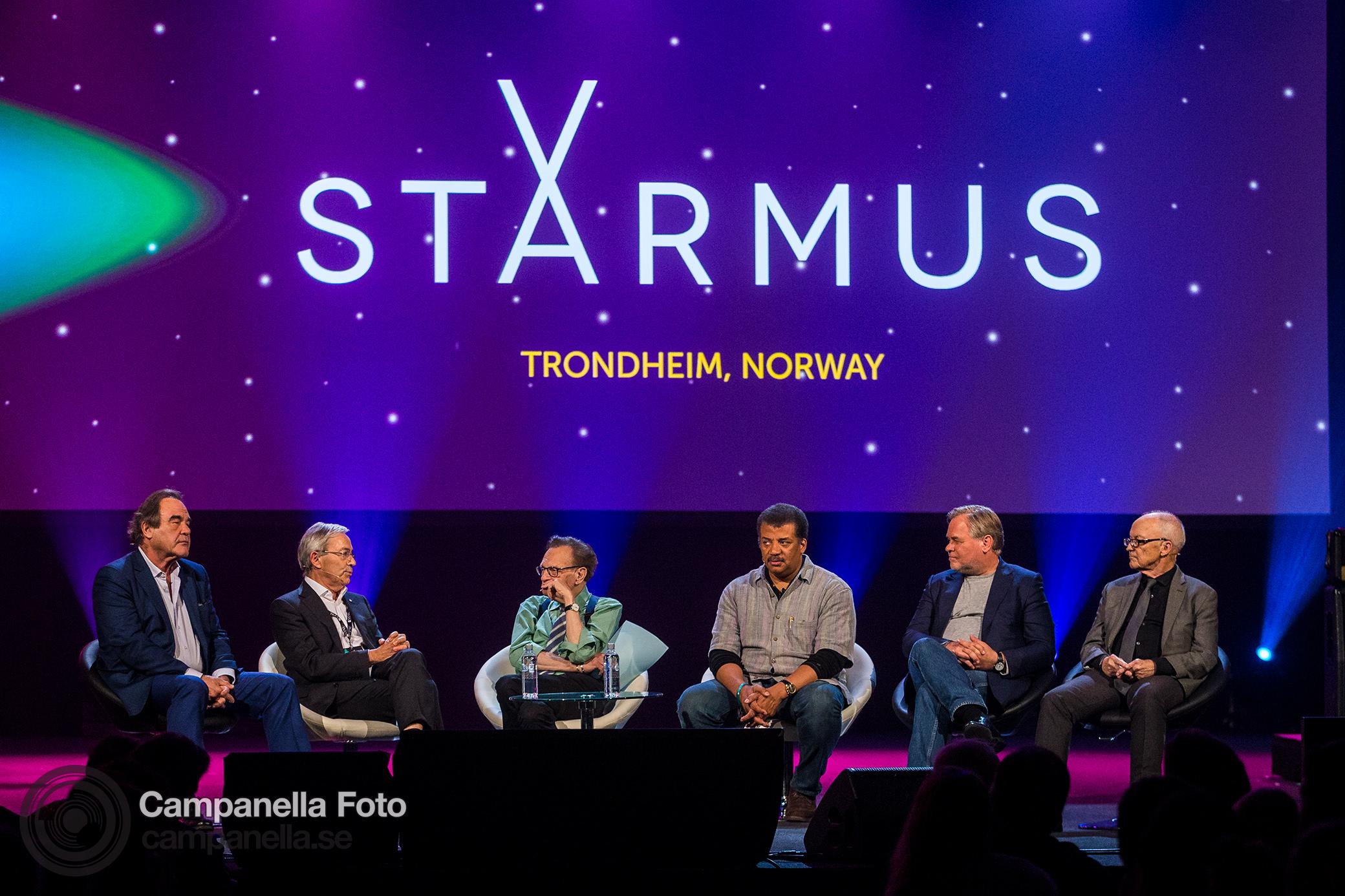 Starmus Festival in Trondheim - Michael Campanella Photography