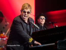 Elton John performs in Stockholm - Michael Campanella Photography