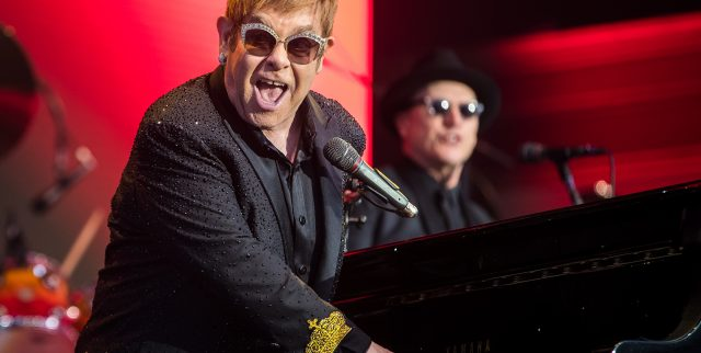 Elton John performs in Stockholm - Michael Campanella Photography