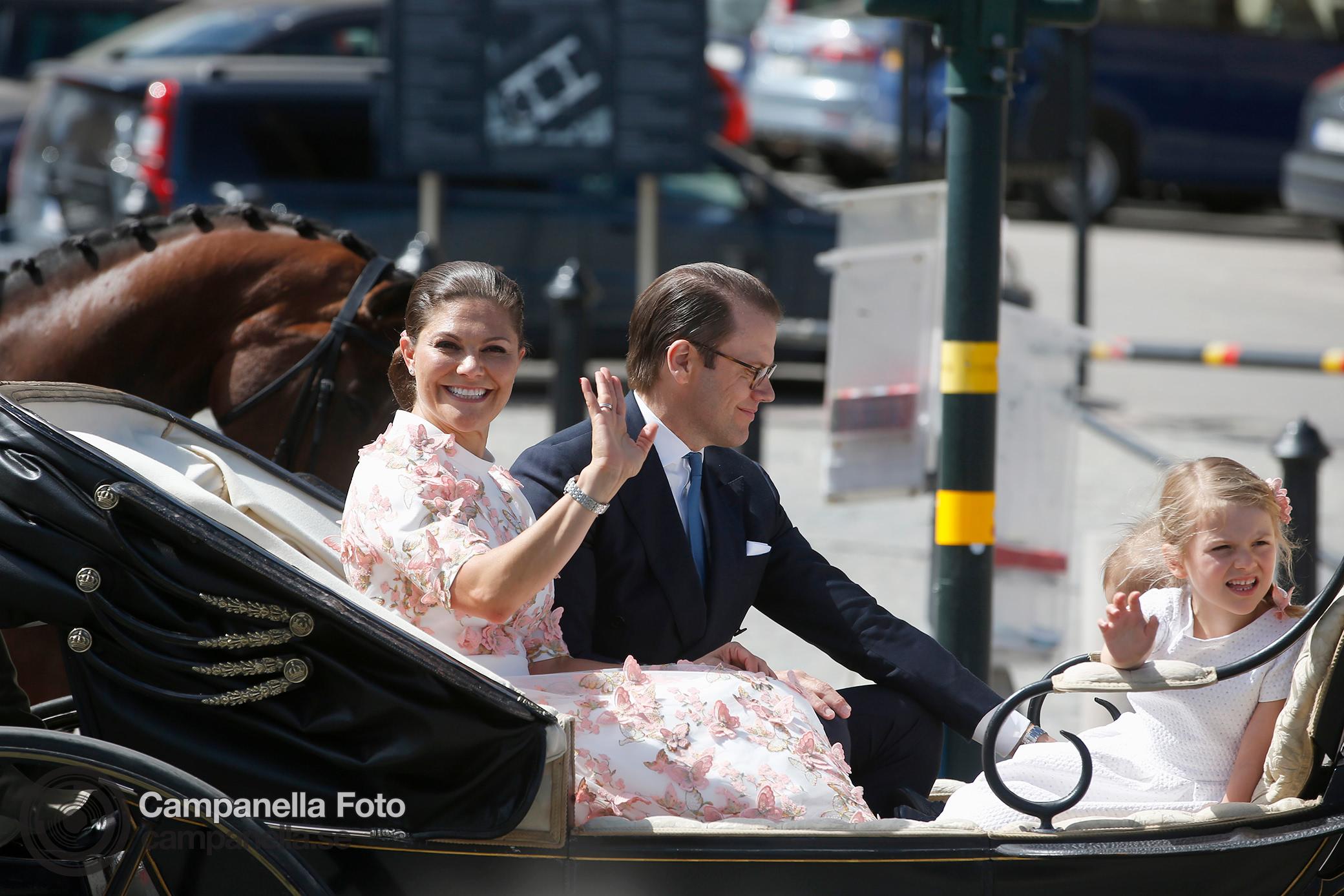Happy 40th birthday Princess Victoria - Michael Campanella Photography