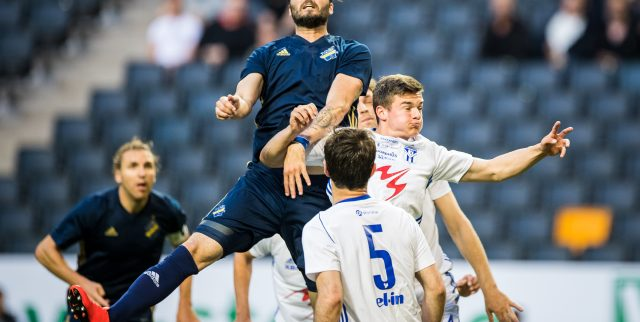 AIK crushes KÍ Klaksvík in Europa League qualification match
