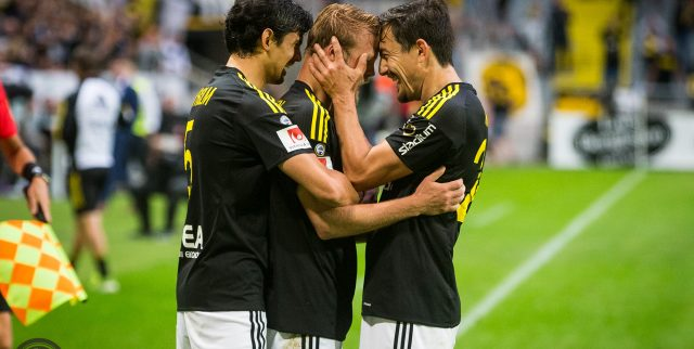 Own goal gives AIK the win - Michael Campanella Photography
