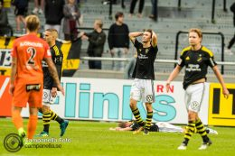 Tough day at the office for AIK - Michael Campanella Photography