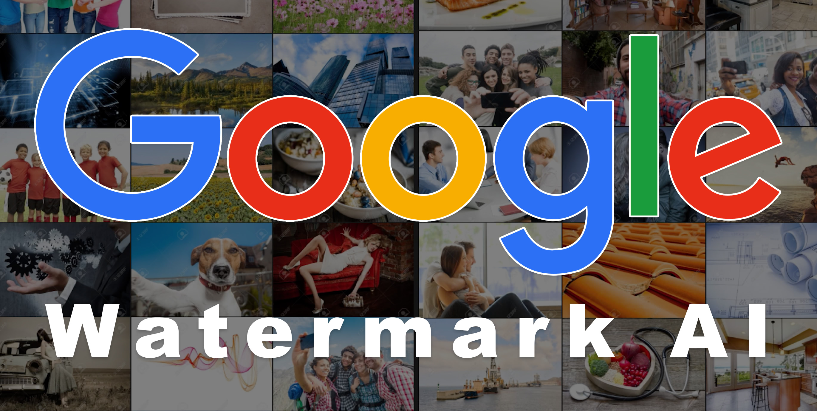 Watermarks easily removed by Google AI