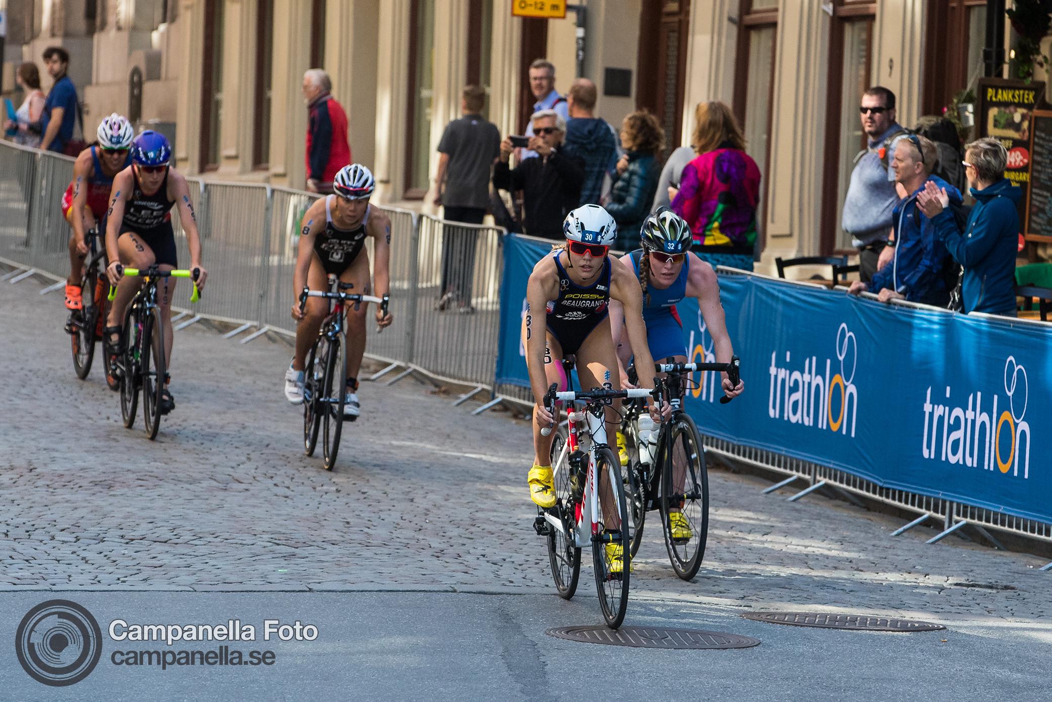 World Triathlon Series Stockholm - Michael Campanella Photography