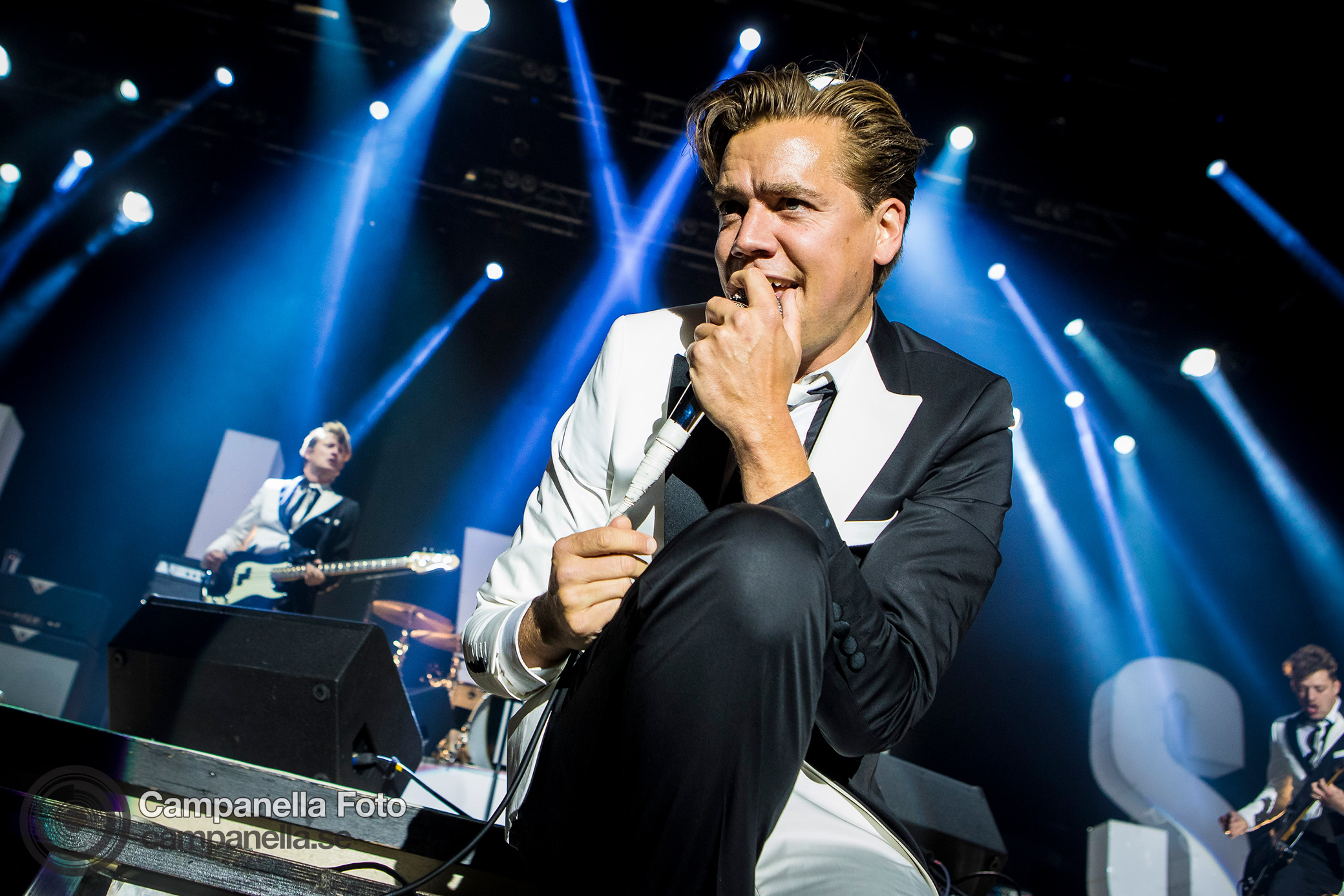 The Hives perform in Stockholm - Michael Campanella Photography