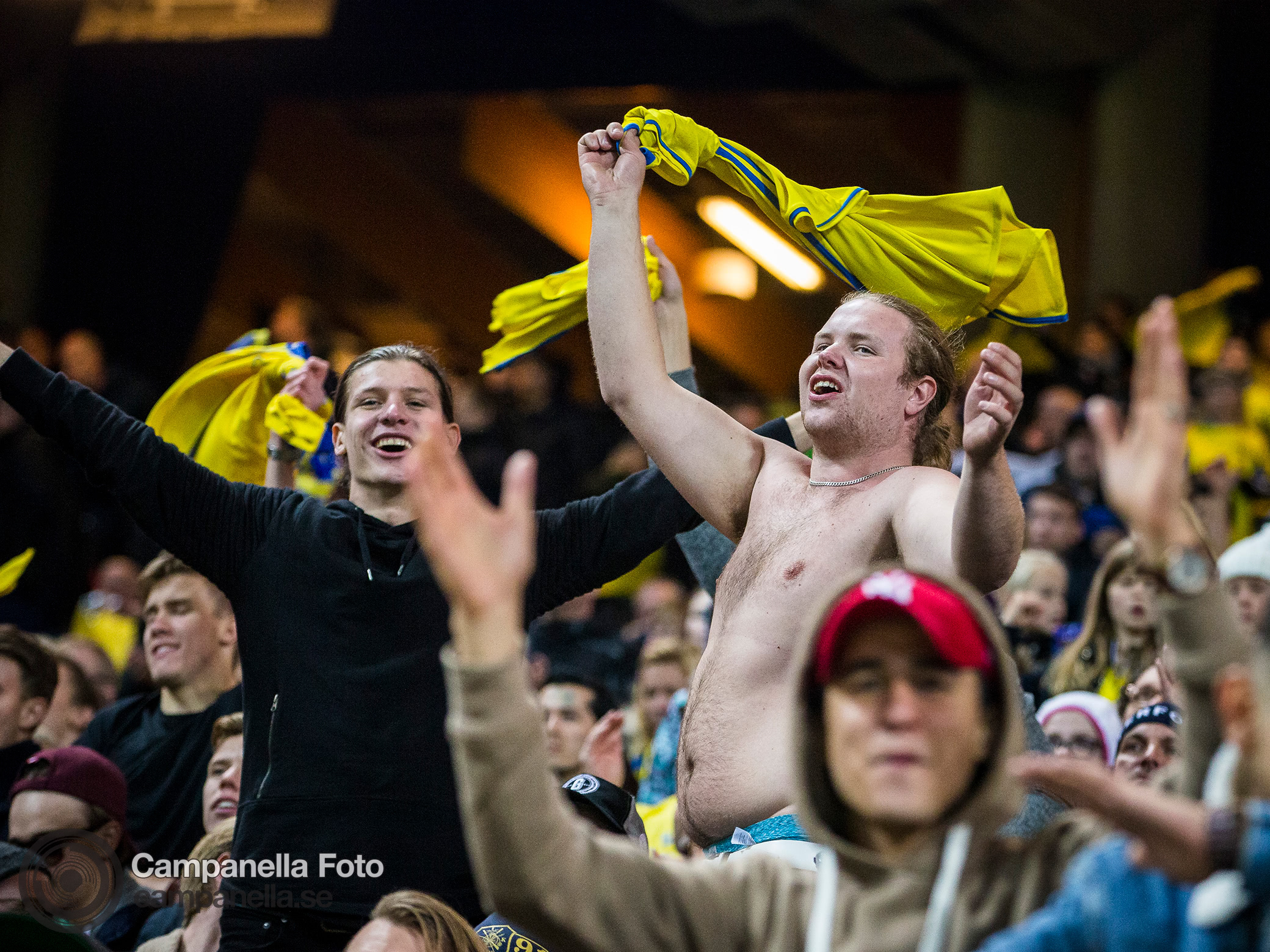 Sweden humiliated Luxembourg 8-0 - Michael Campanella Photography