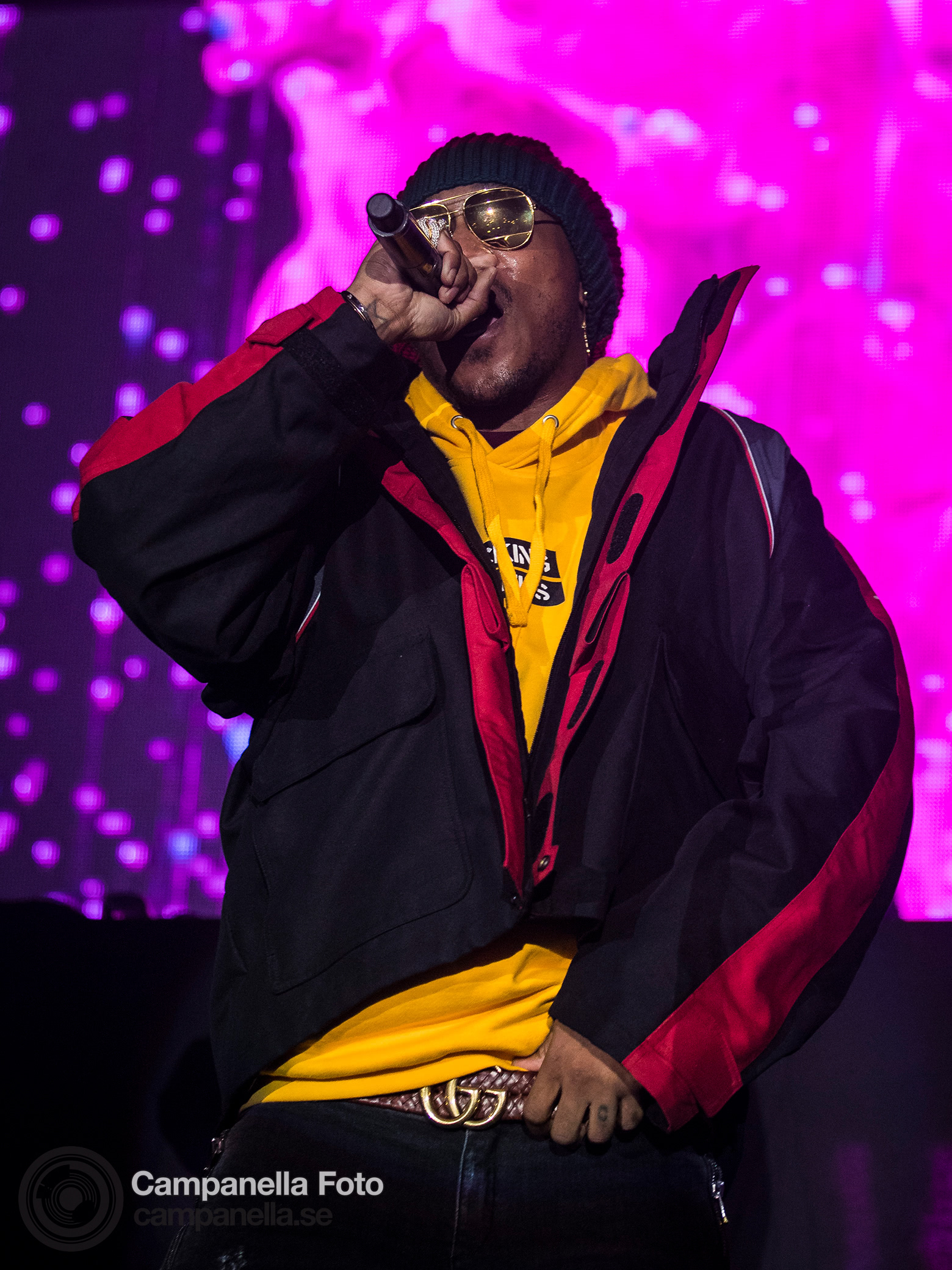 Future performs in Stockholm - Michael Campanella Photography