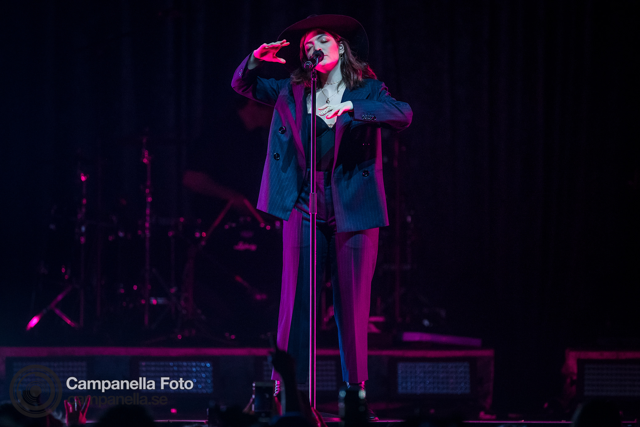 Lorde performs at Annexet in Stockholm - Michael Campanella Photography