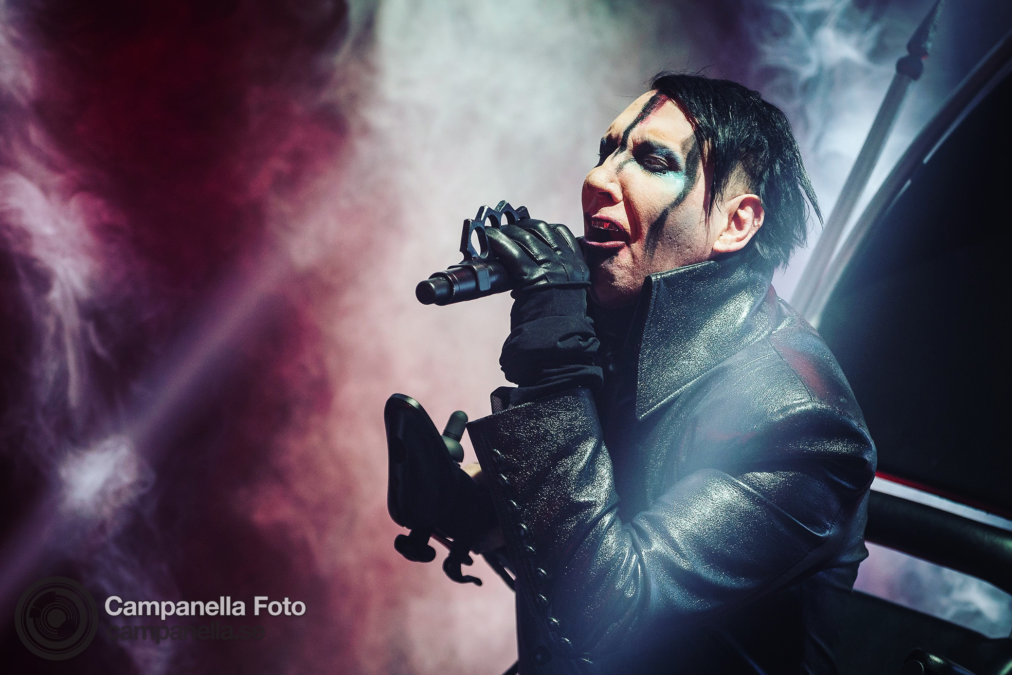 Marilyn Manson performs in Stockholm - Michael Campanella Photography