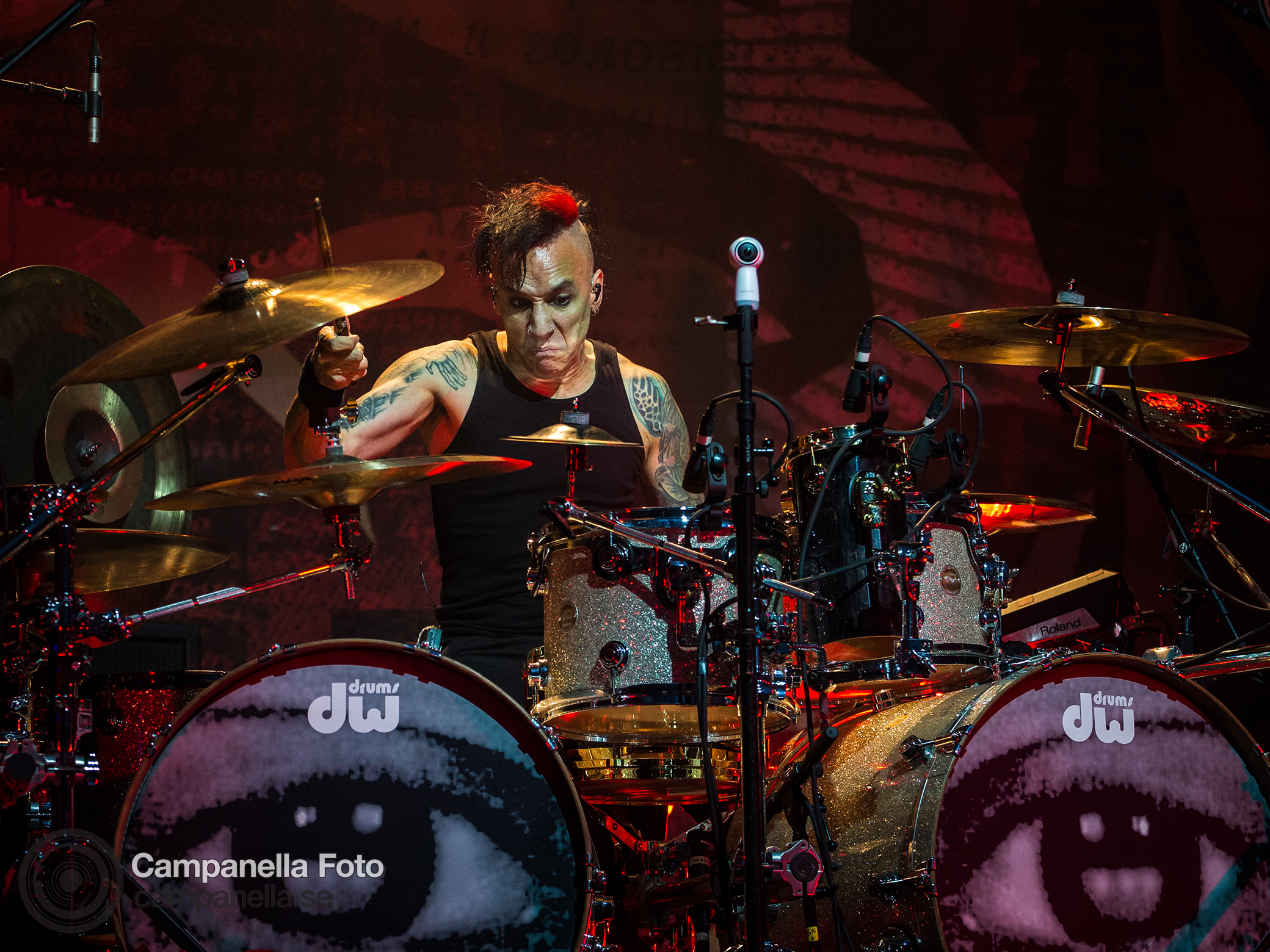 Stone Sour performs in Stockholm - Michael Campanella Photography