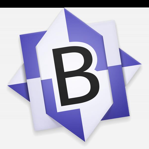 BBEdit app icon