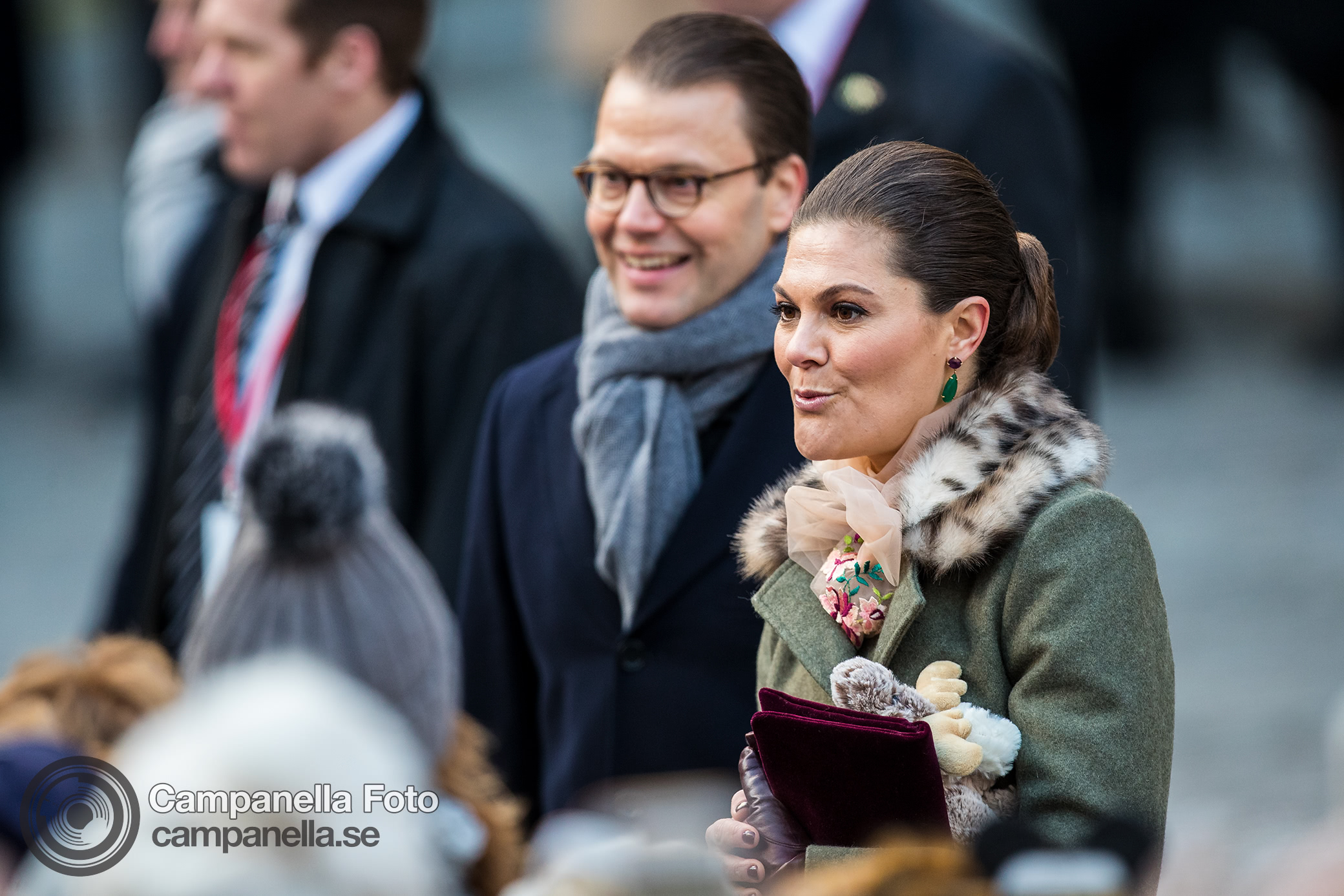 Duke & Duchess of Cambridge visit Stockholm - Michael Campanella Photography