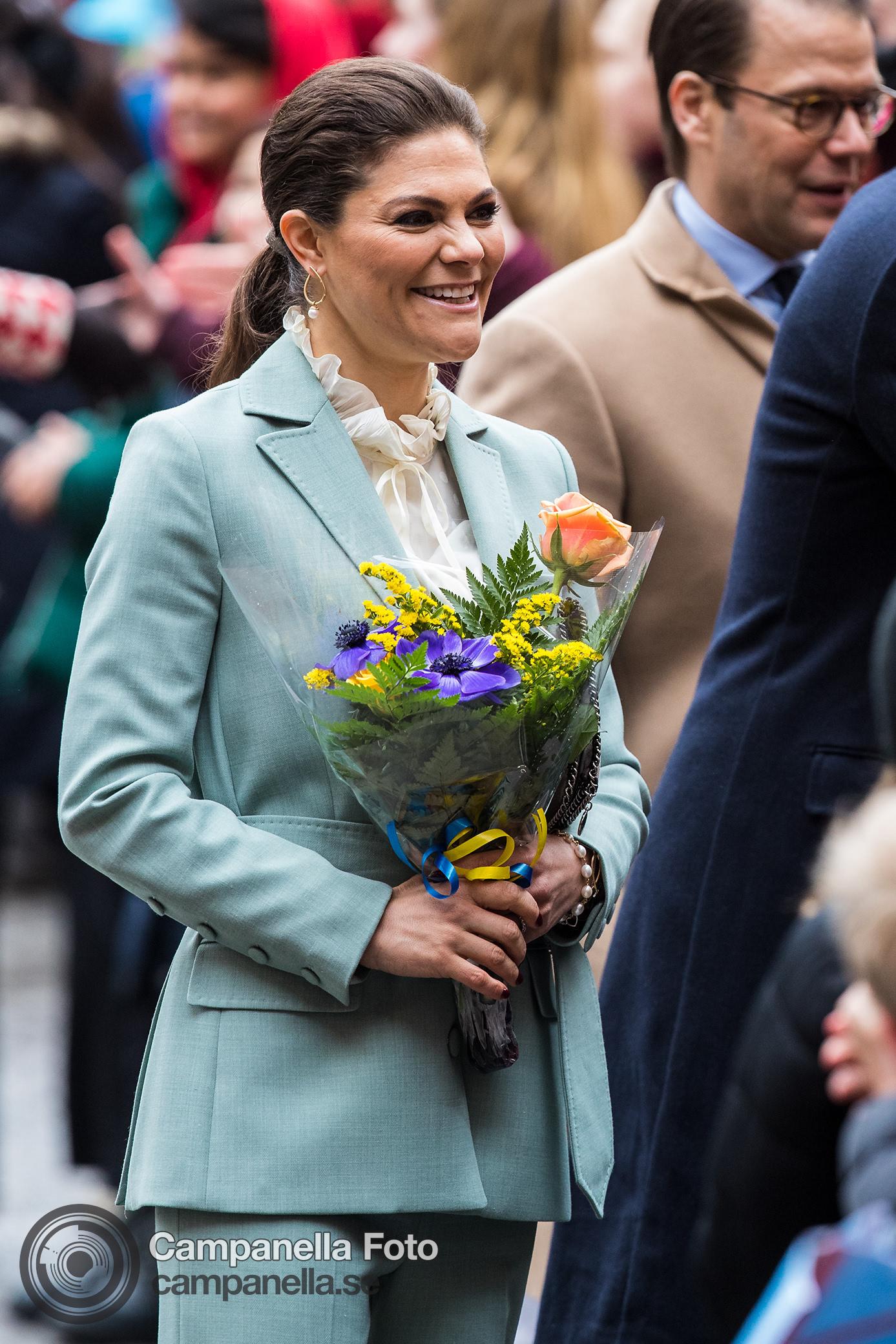 Duke & Duchess of Cambridge visit Stockholm - Michael Campanella Photography