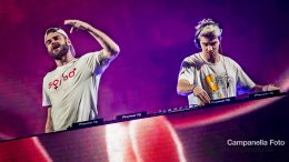 The Chainsmokers perform in Stockholm - Michael Campanella Photography